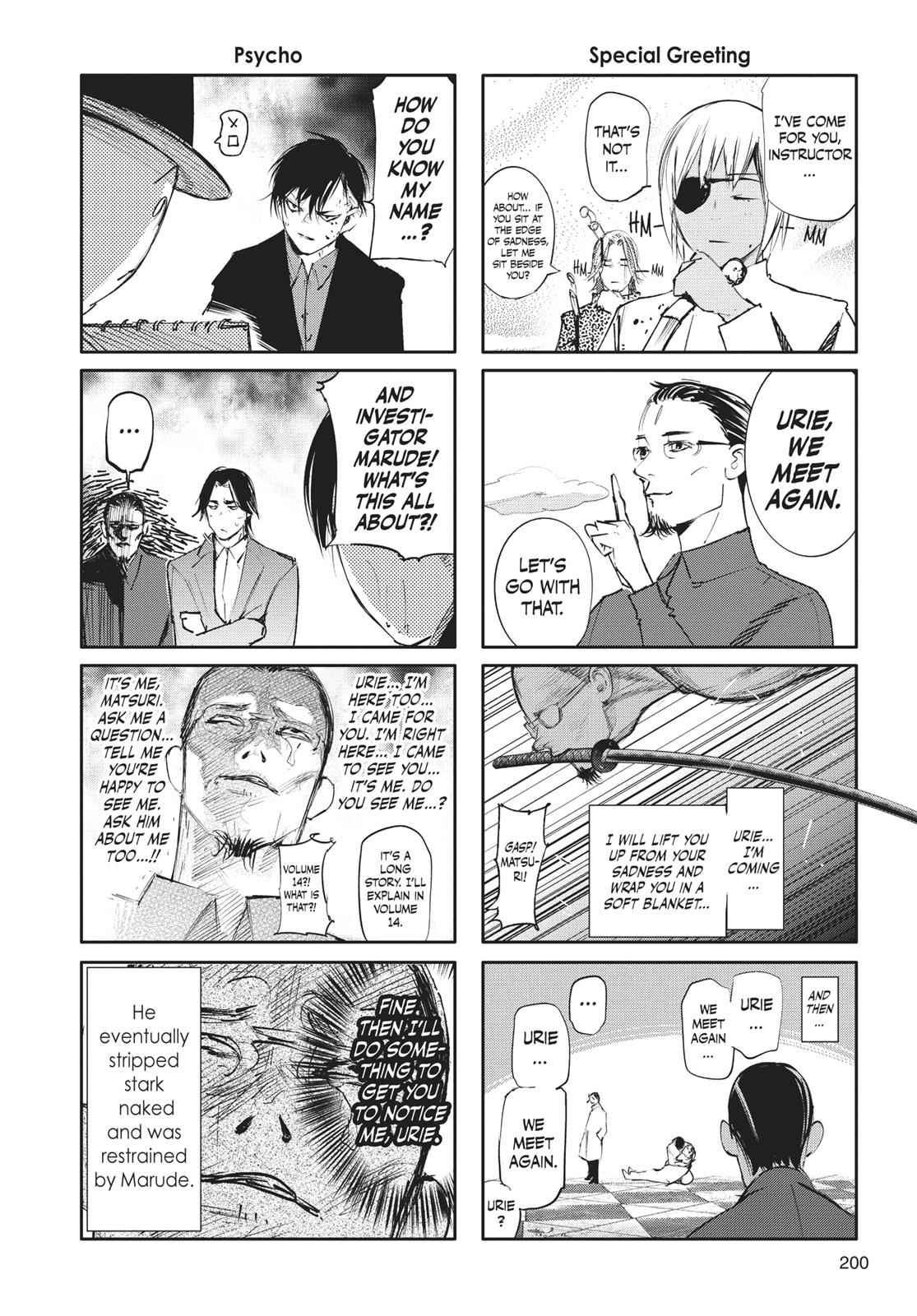 Tokyo Ghoul:re Chapter 142 Page 18