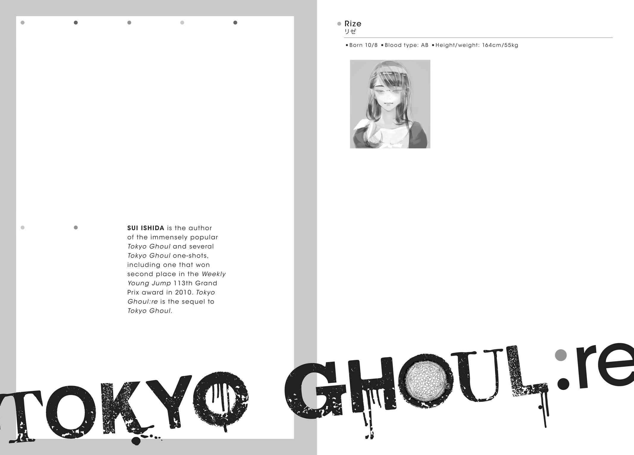 Tokyo Ghoul:re Chapter 144 Page 22