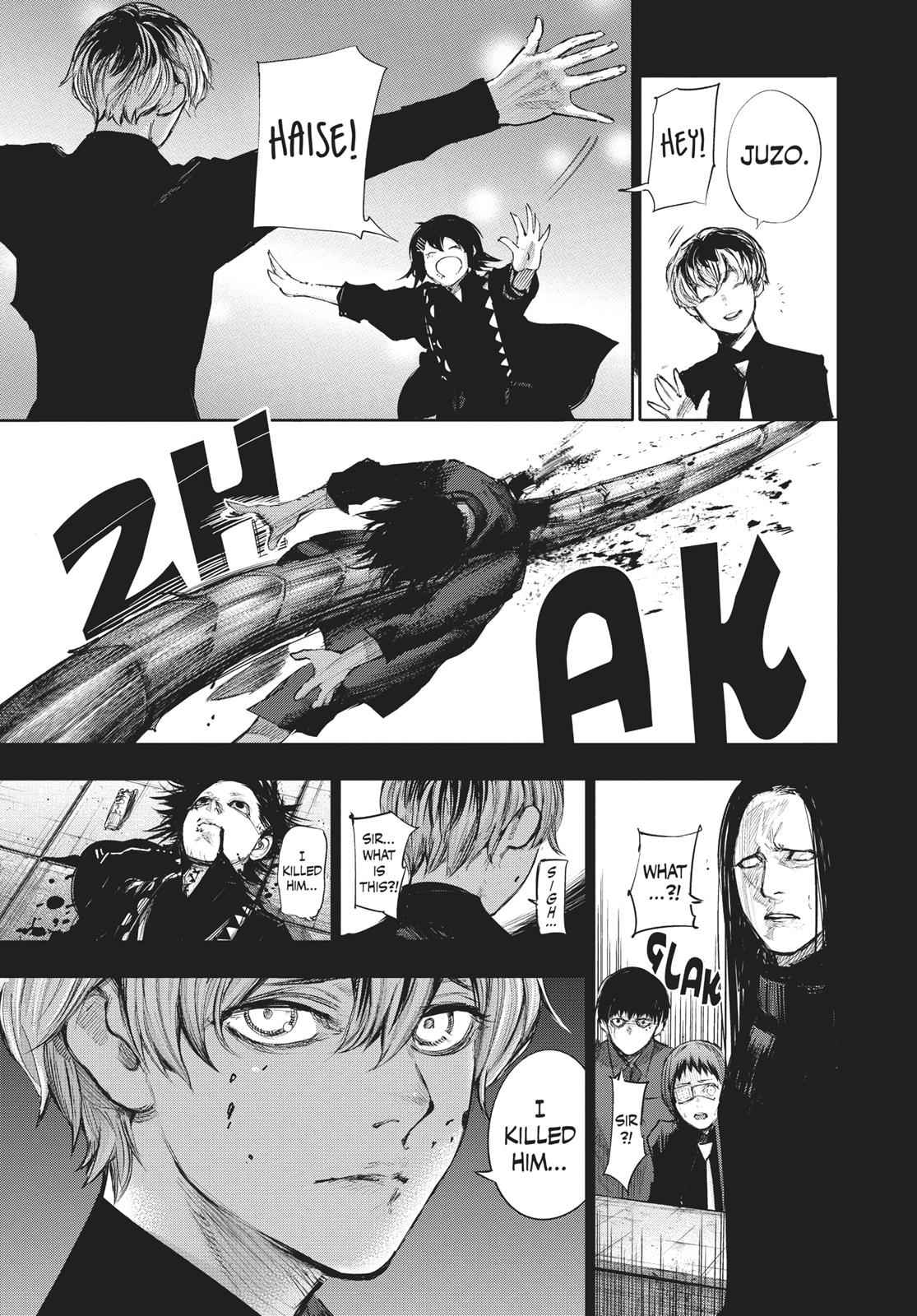 Tokyo Ghoul:re Chapter 144 Page 3