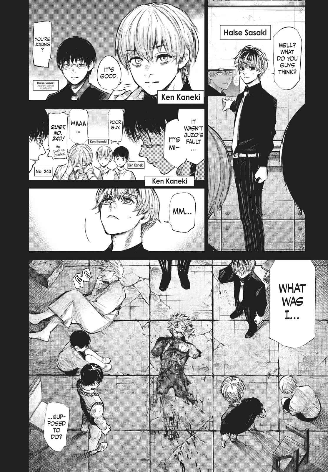 Tokyo Ghoul:re Chapter 144 Page 4
