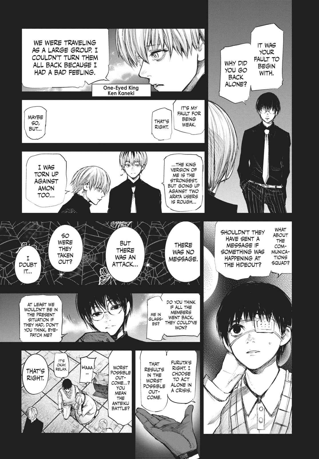 Tokyo Ghoul:re Chapter 144 Page 5