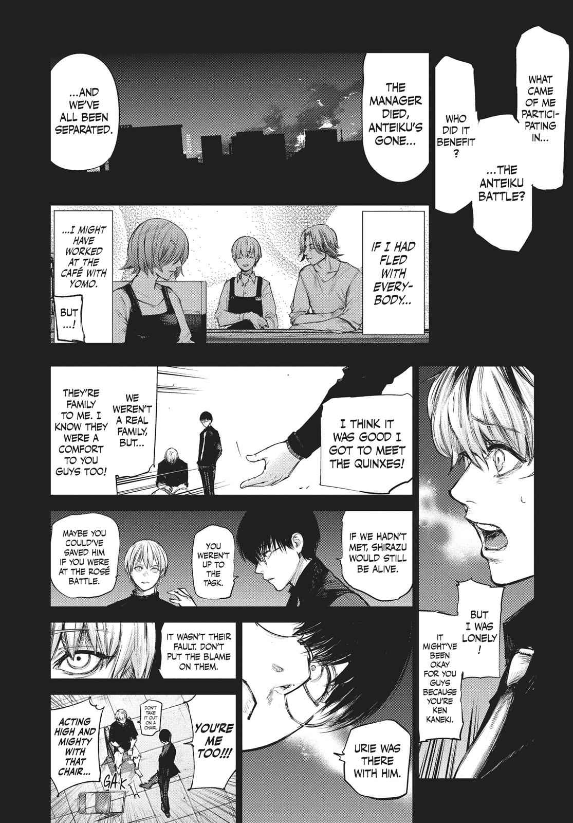 Tokyo Ghoul:re Chapter 144 Page 6
