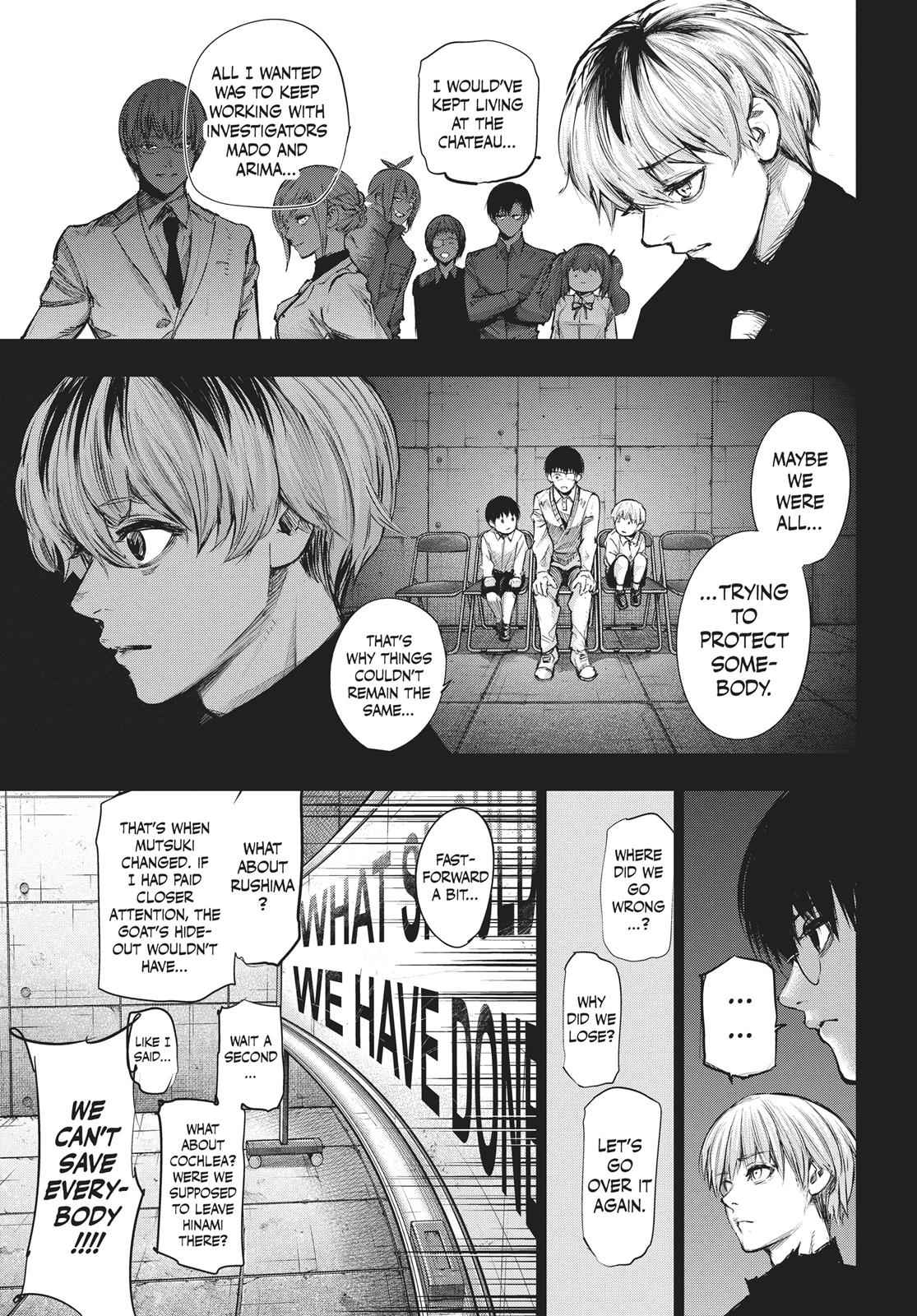 Tokyo Ghoul:re Chapter 144 Page 7