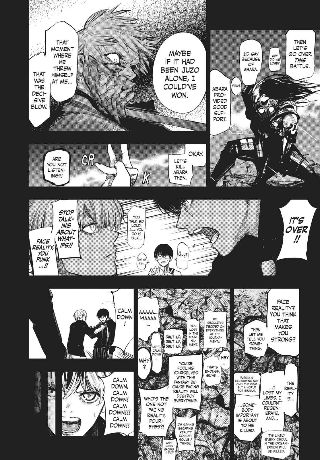 Tokyo Ghoul:re Chapter 144 Page 8