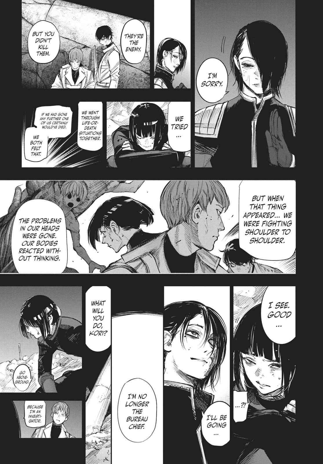 Tokyo Ghoul:re Chapter 146 Page 12