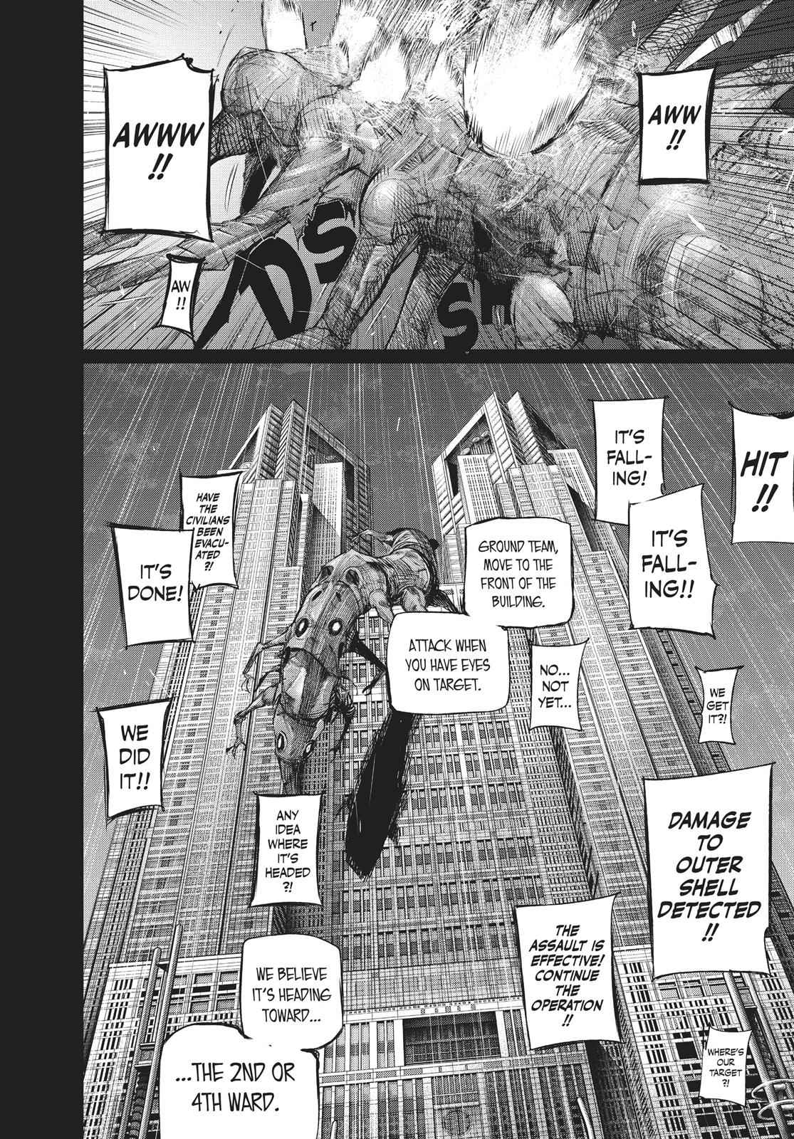 Tokyo Ghoul:re Chapter 146 Page 2