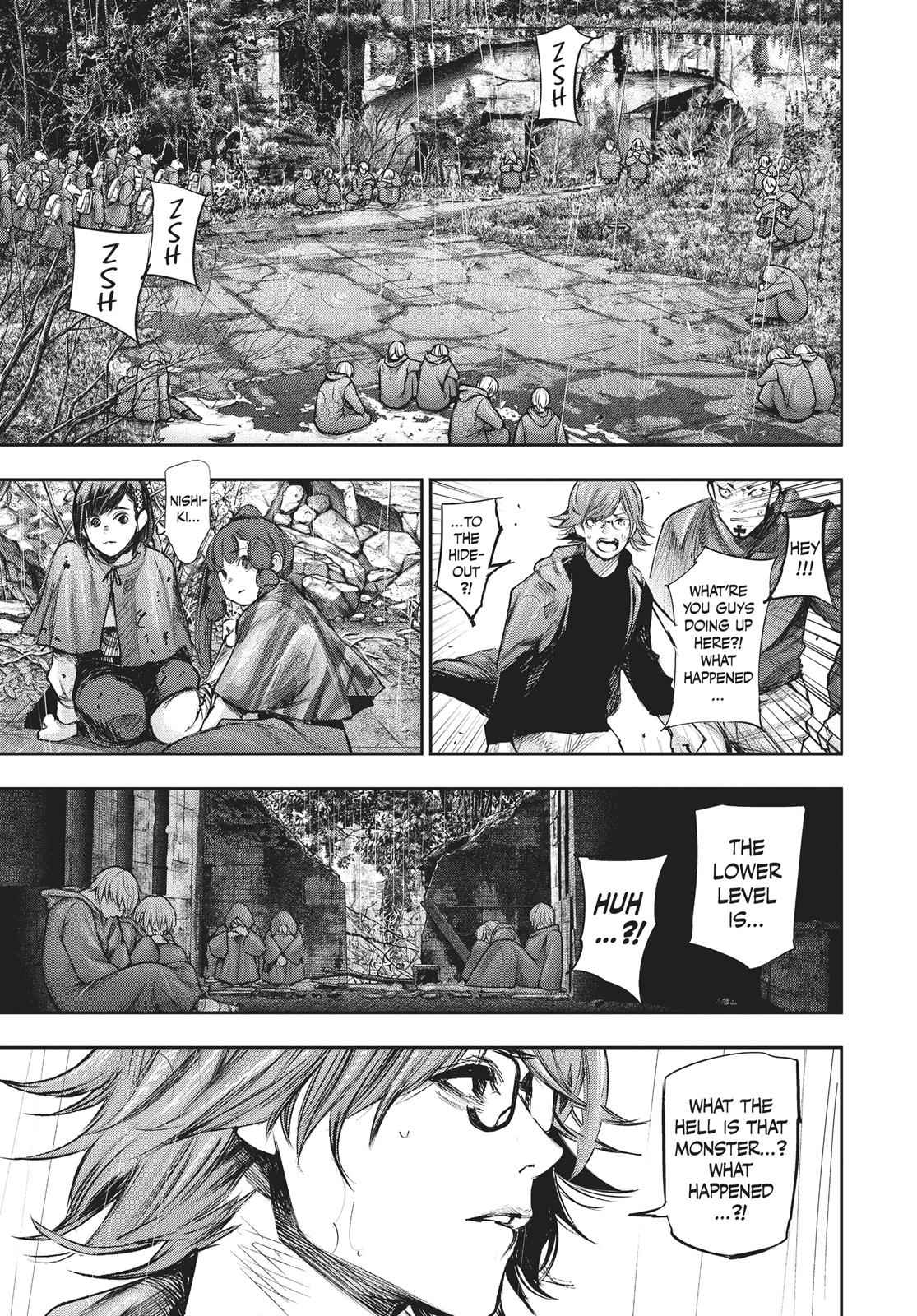 Tokyo Ghoul:re Chapter 147 Page 7
