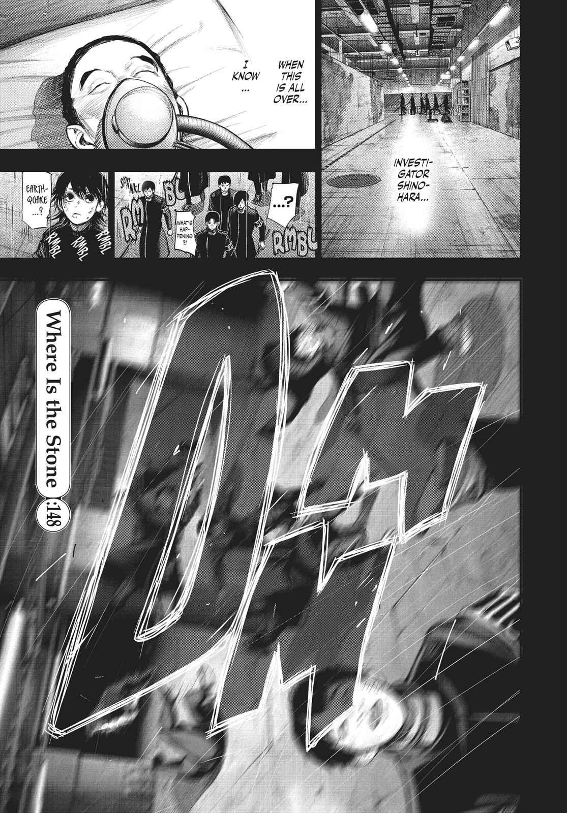 Tokyo Ghoul:re Chapter 148 Page 1