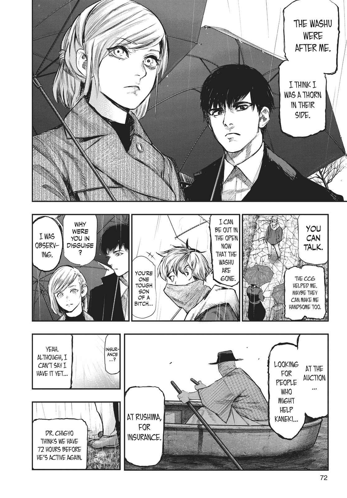 Tokyo Ghoul:re Chapter 148 Page 10