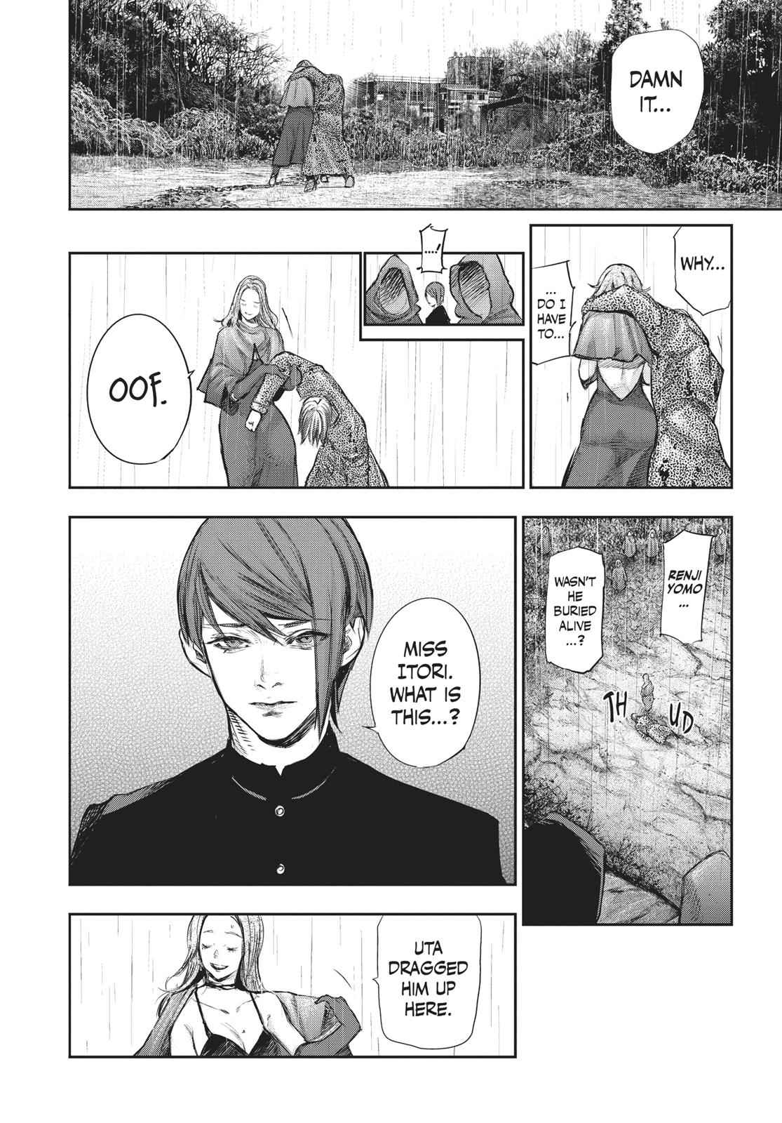 Tokyo Ghoul:re Chapter 148 Page 14