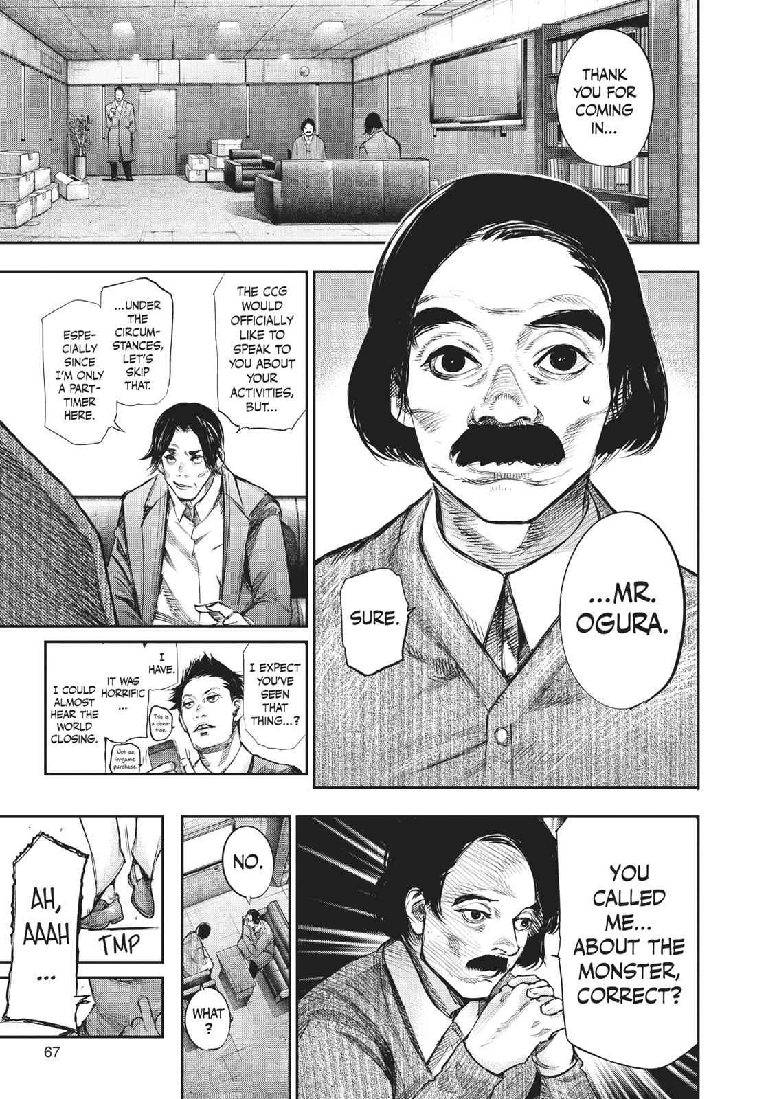 Tokyo Ghoul:re Chapter 148 Page 5