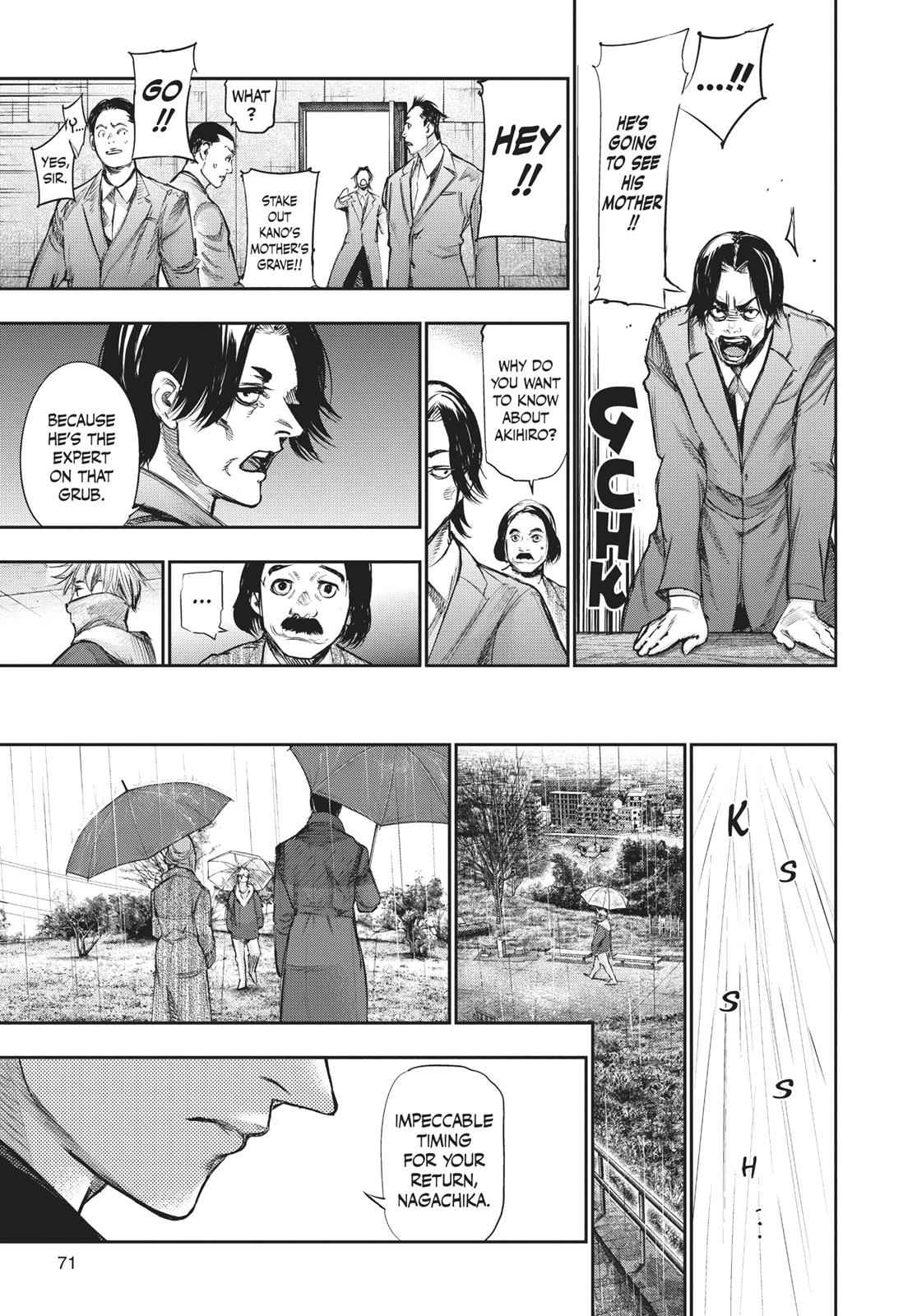 Tokyo Ghoul:re Chapter 148 Page 9