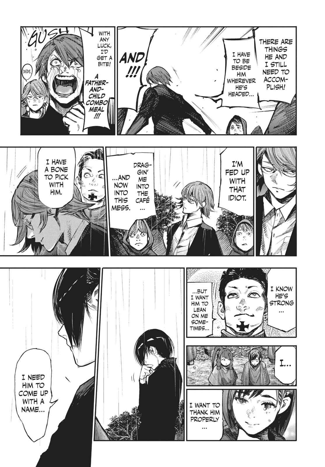 Tokyo Ghoul:re Chapter 149 Page 4