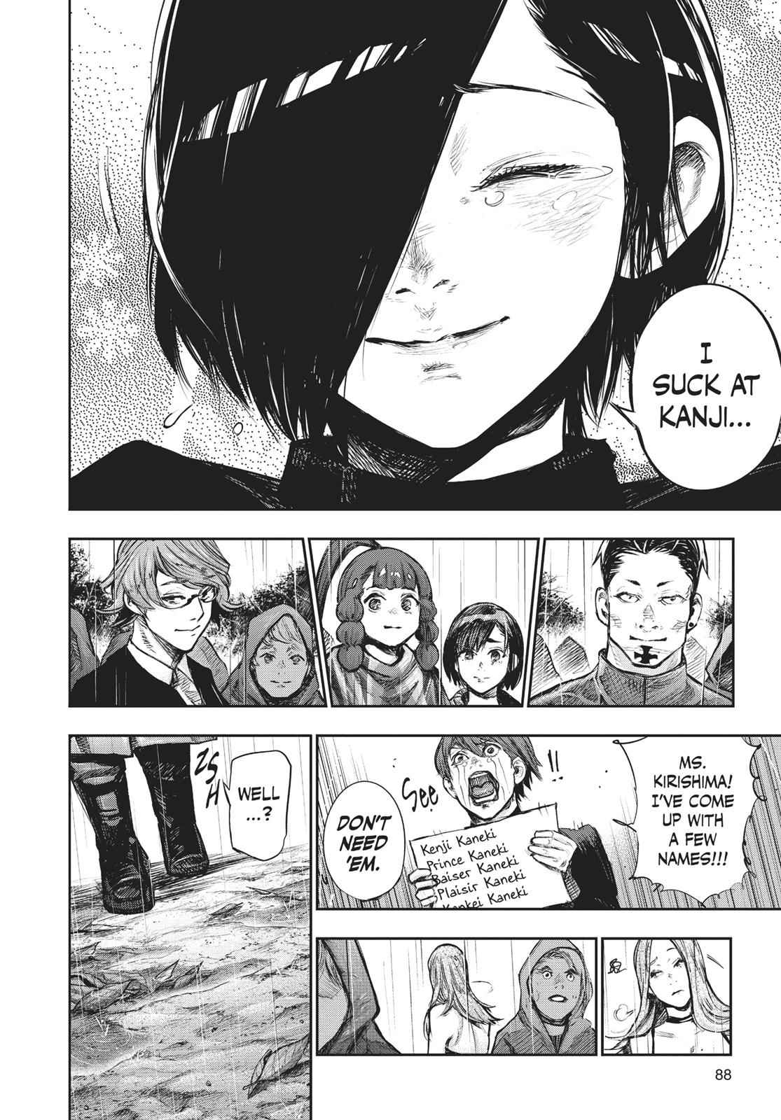 Tokyo Ghoul:re Chapter 149 Page 5