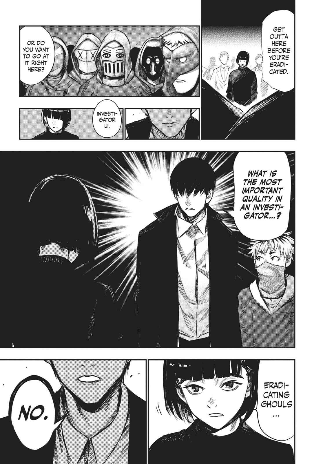 Tokyo Ghoul:re Chapter 150 Page 11