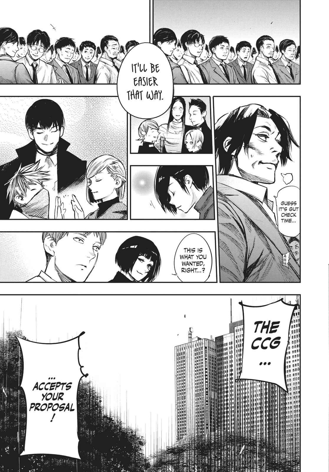 Tokyo Ghoul:re Chapter 150 Page 18