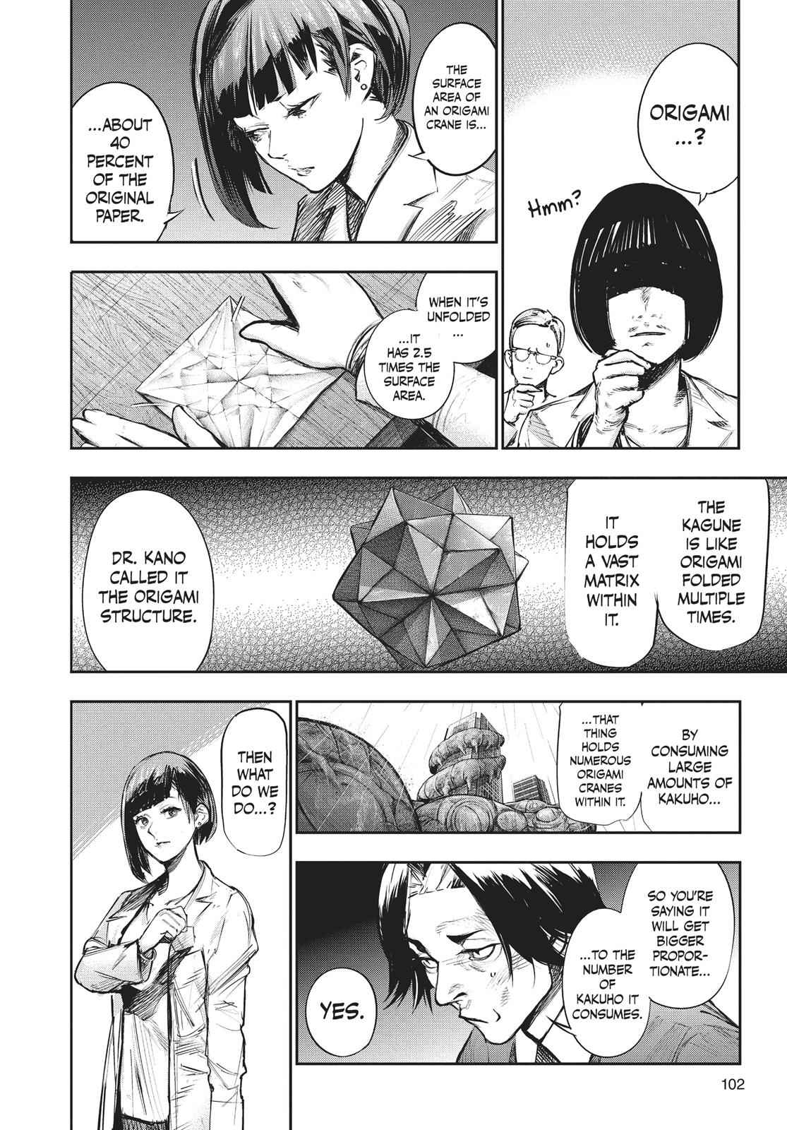 Tokyo Ghoul:re Chapter 150 Page 2