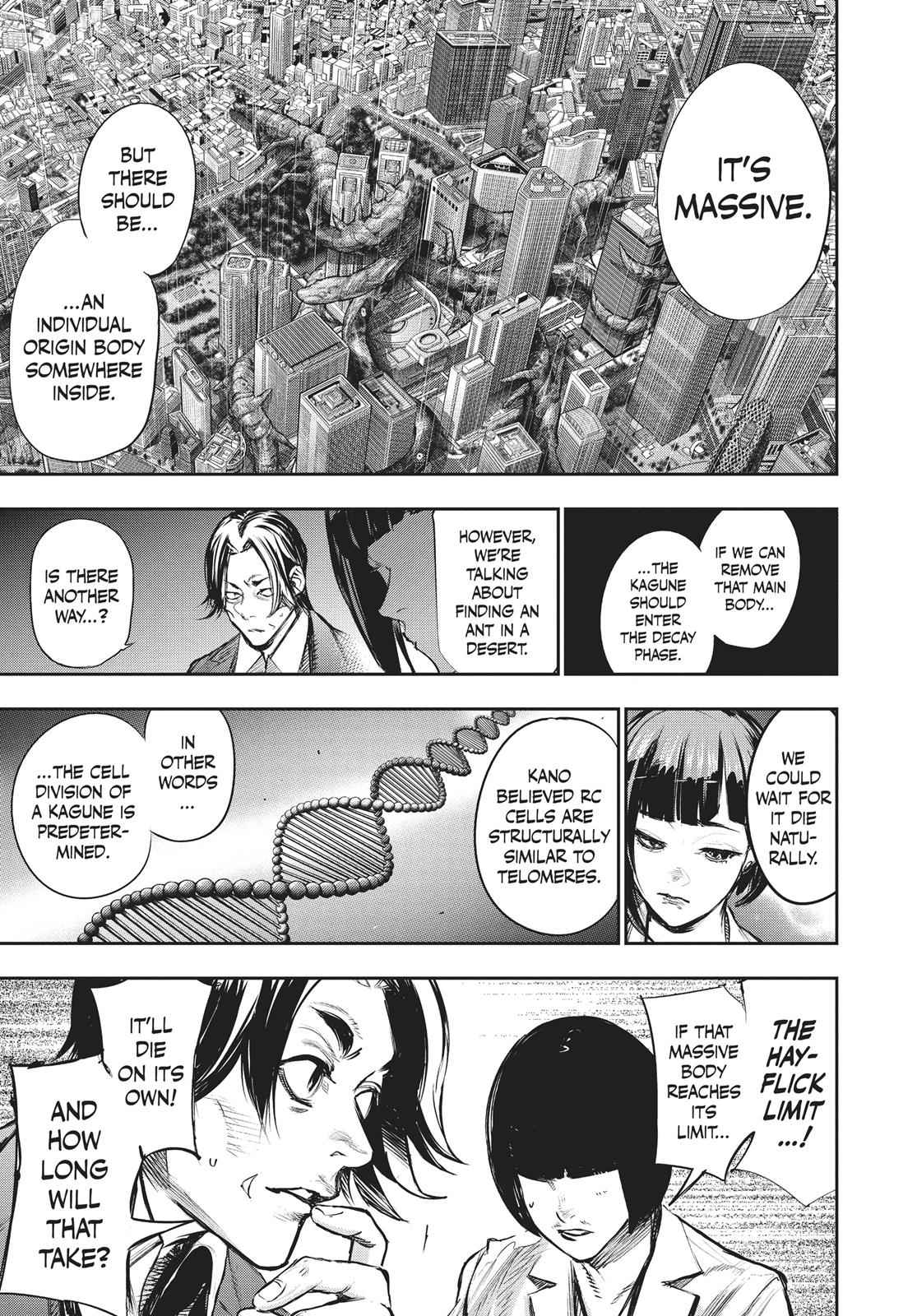 Tokyo Ghoul:re Chapter 150 Page 3