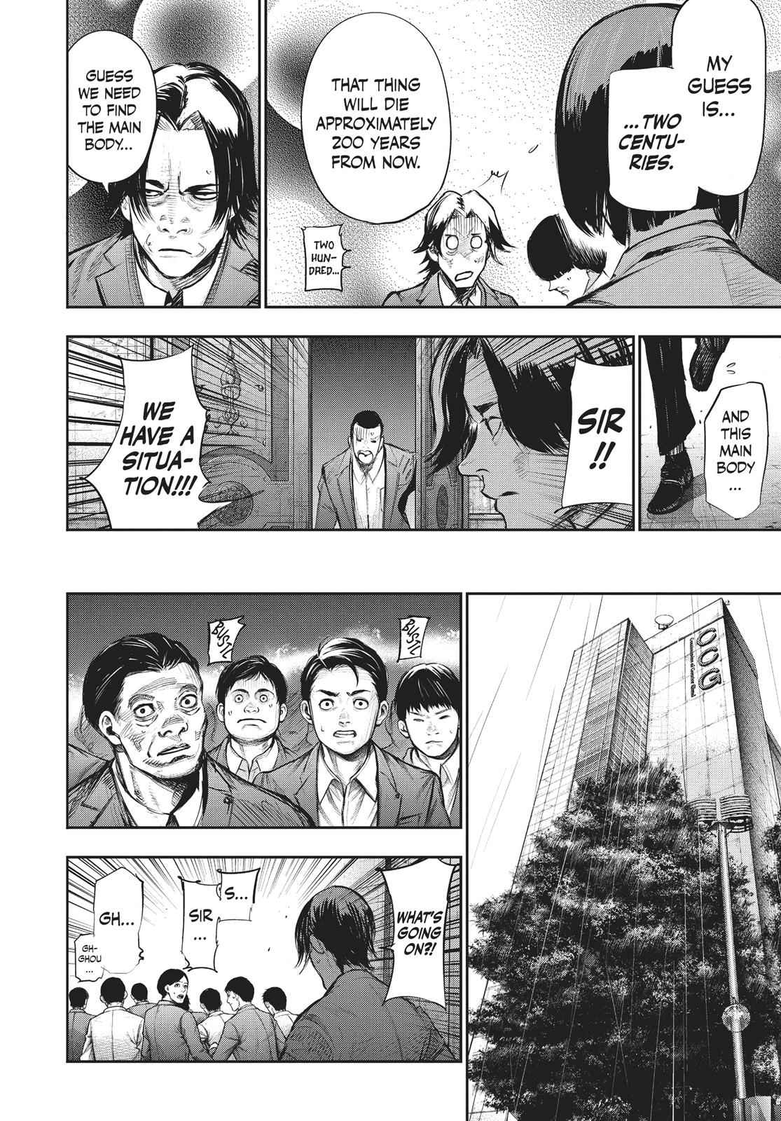Tokyo Ghoul:re Chapter 150 Page 4