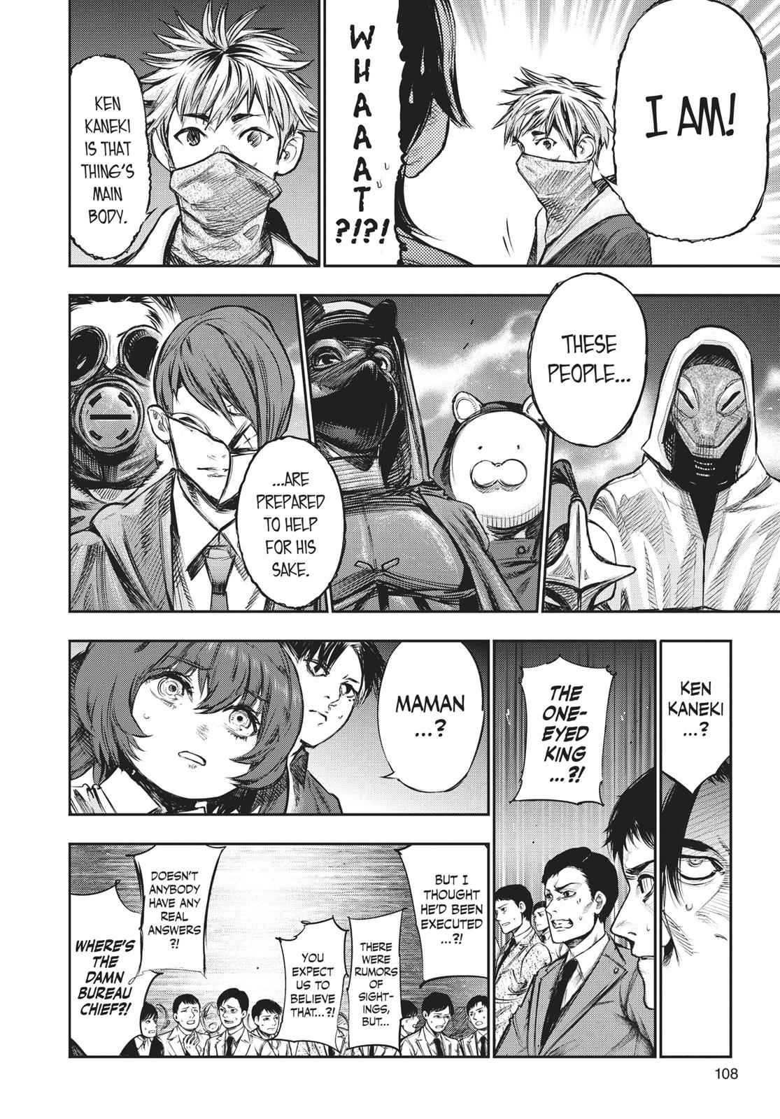 Tokyo Ghoul:re Chapter 150 Page 8