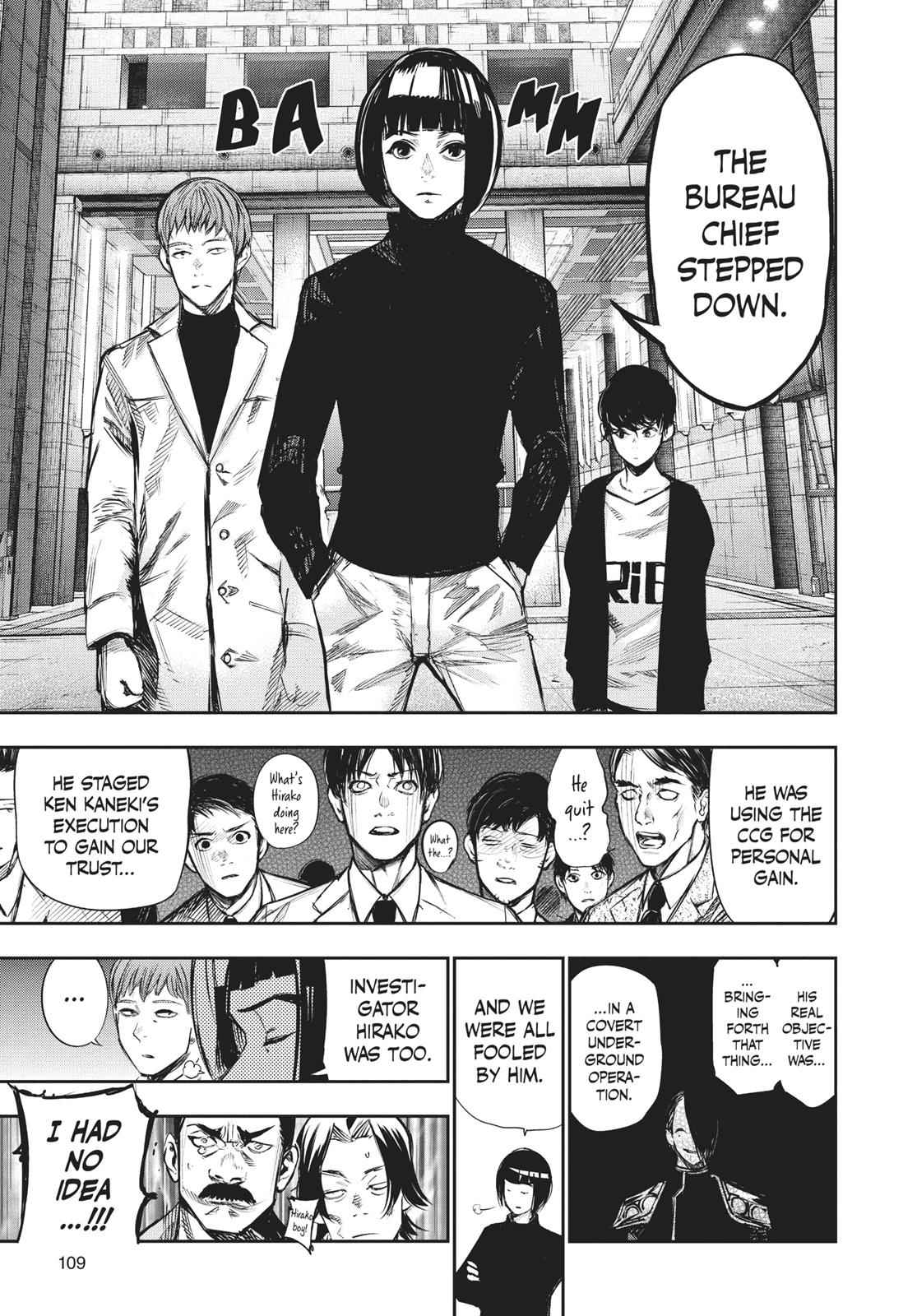 Tokyo Ghoul:re Chapter 150 Page 9