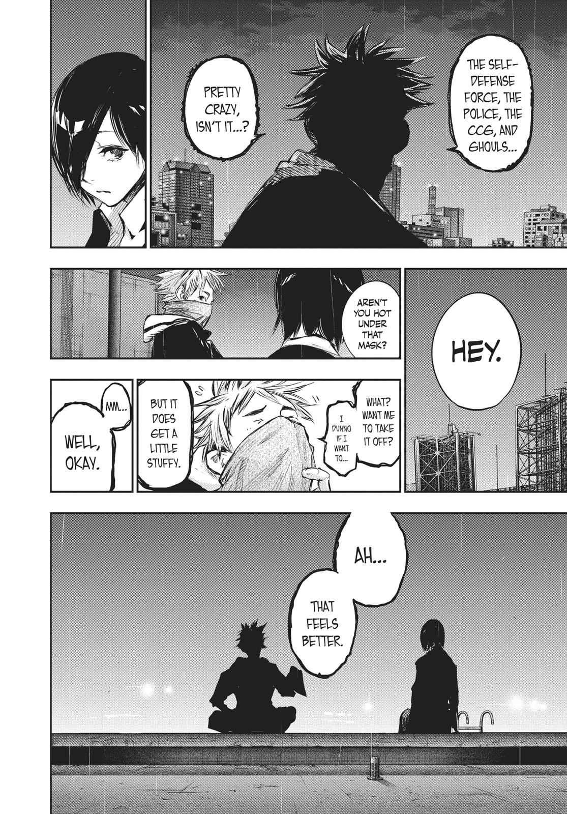 Tokyo Ghoul:re Chapter 151 Page 16