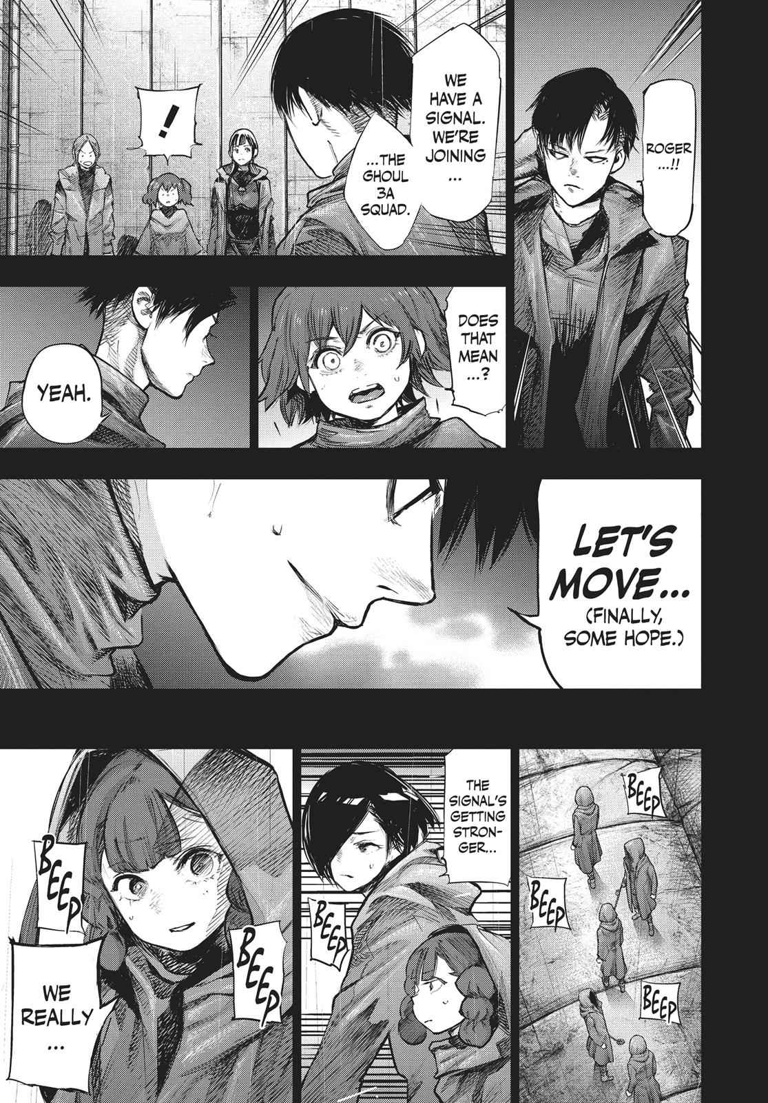 Tokyo Ghoul:re Chapter 152 Page 11