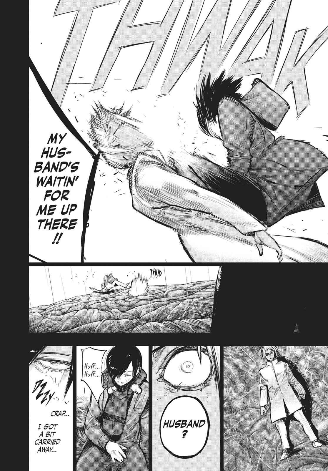 Tokyo Ghoul:re Chapter 153 Page 15