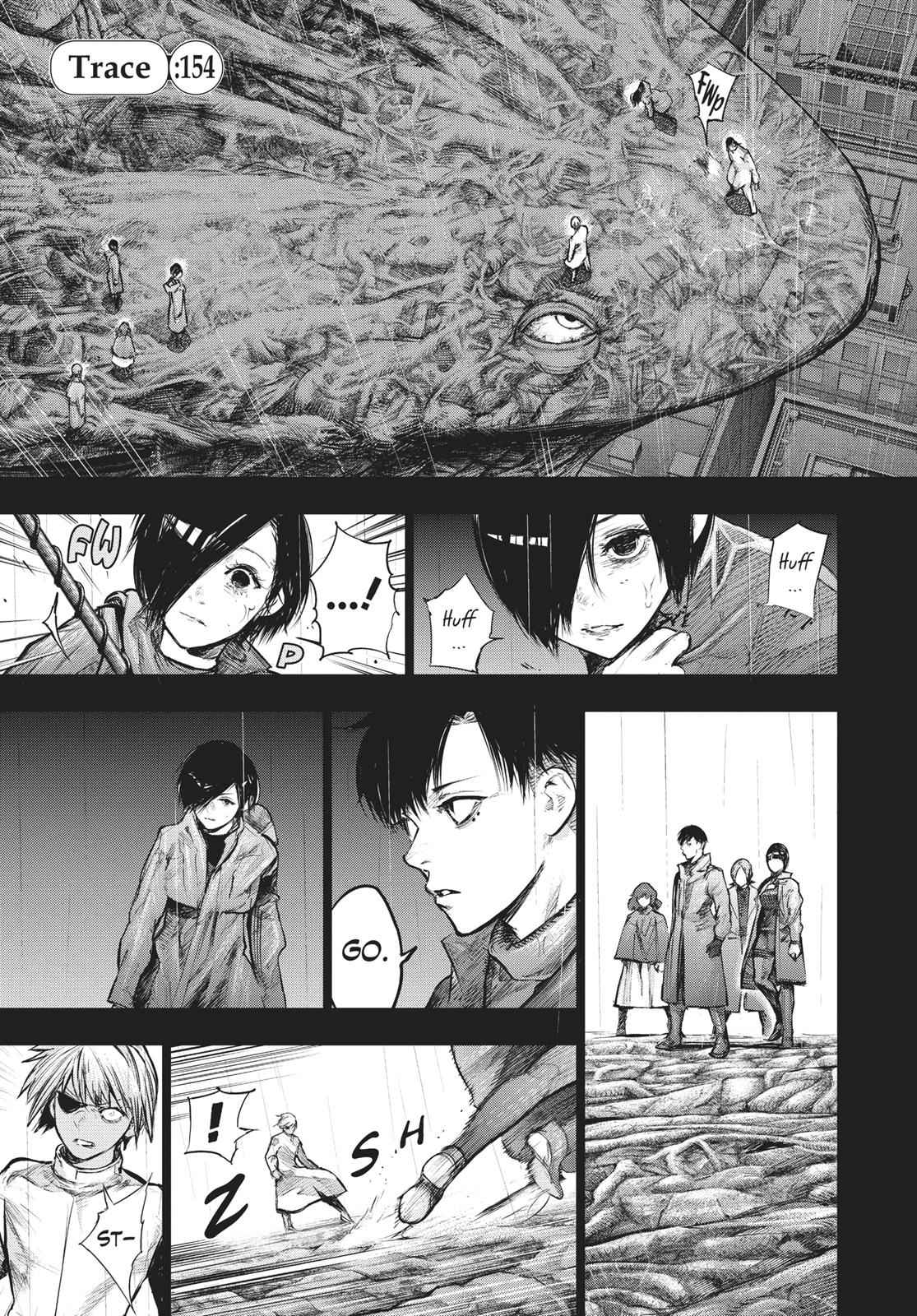 Tokyo Ghoul:re Chapter 154 Page 1
