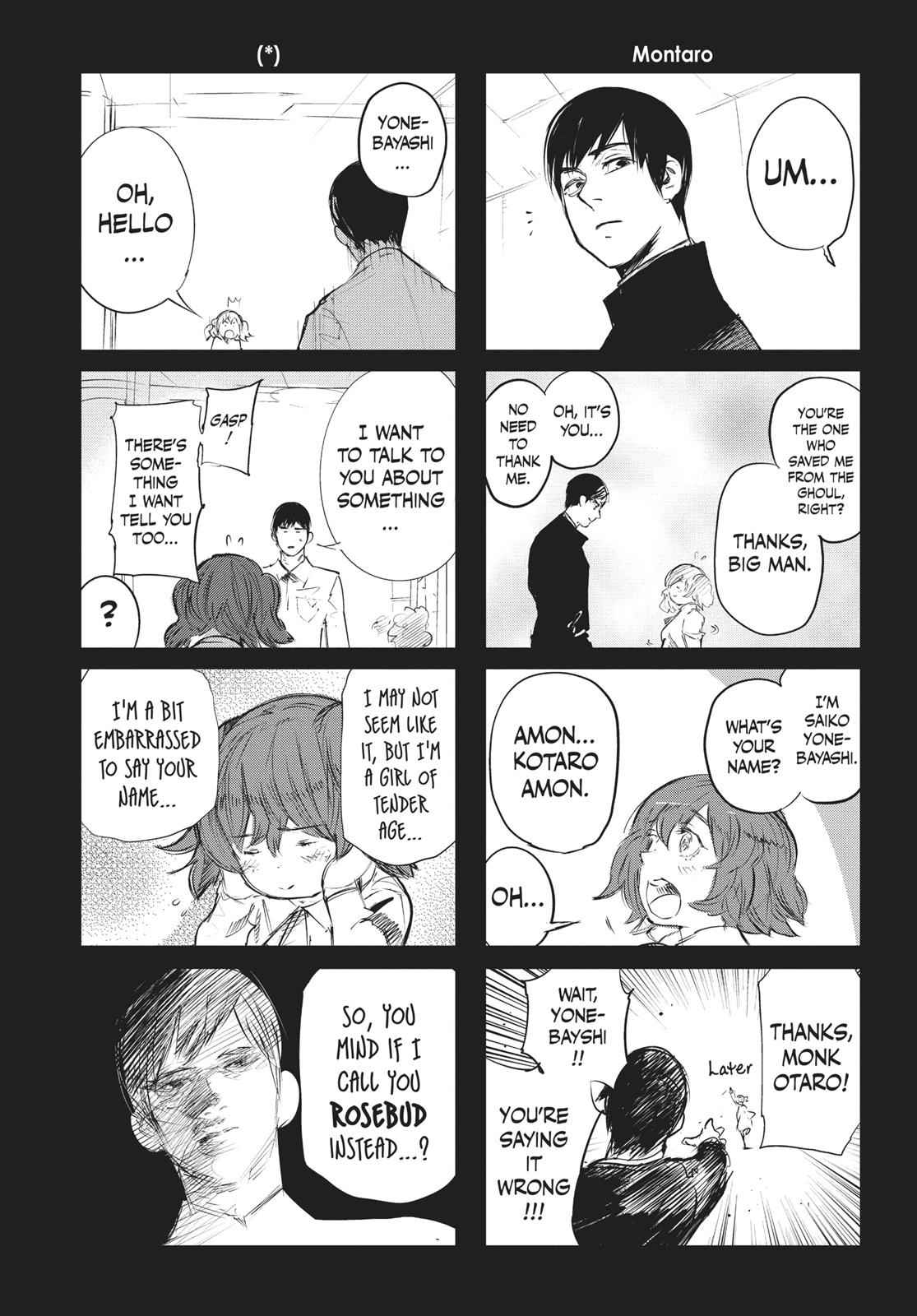 Tokyo Ghoul:re Chapter 154 Page 21