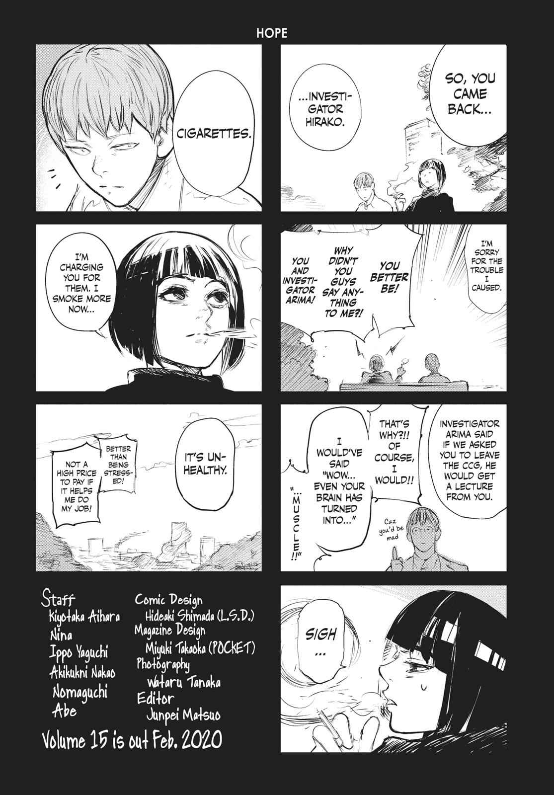 Tokyo Ghoul:re Chapter 154 Page 24