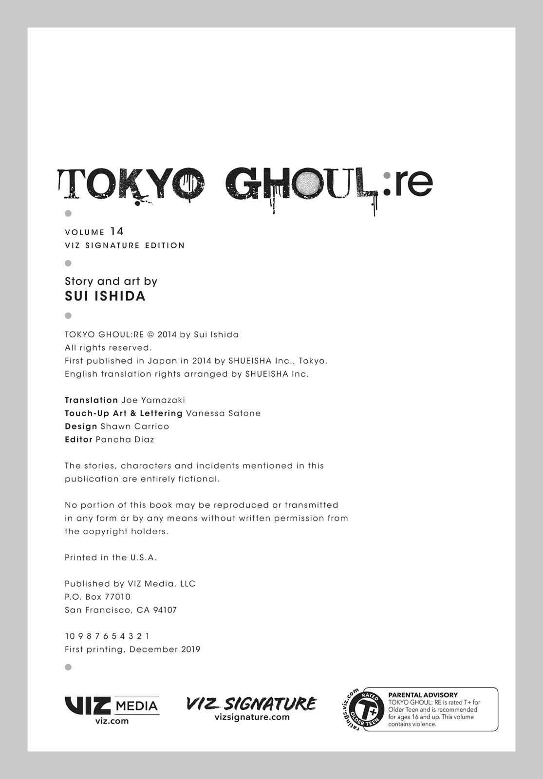 Tokyo Ghoul:re Chapter 154 Page 26
