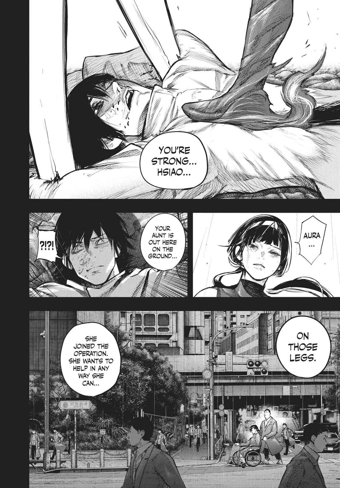 Tokyo Ghoul:re Chapter 155 Page 15