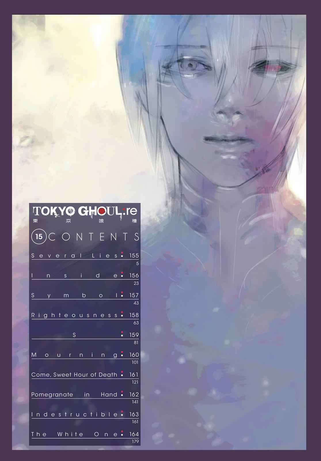 Tokyo Ghoul:re Chapter 155 Page 3