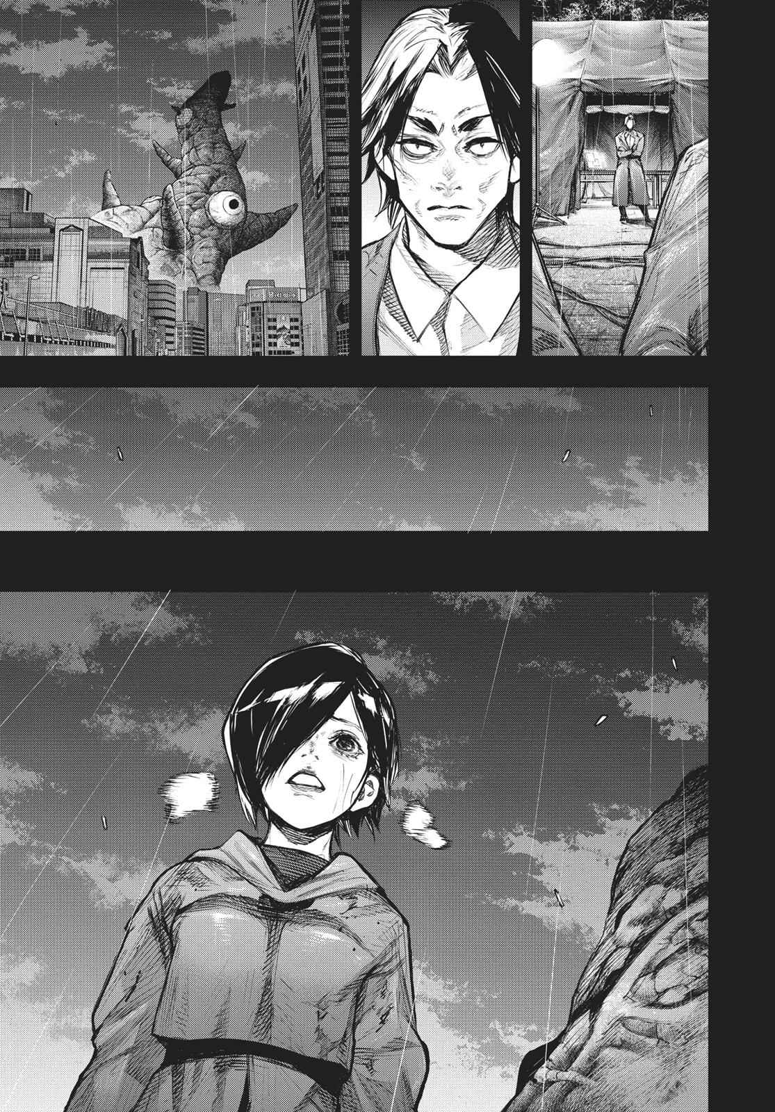 Tokyo Ghoul:re Chapter 160 Page 3