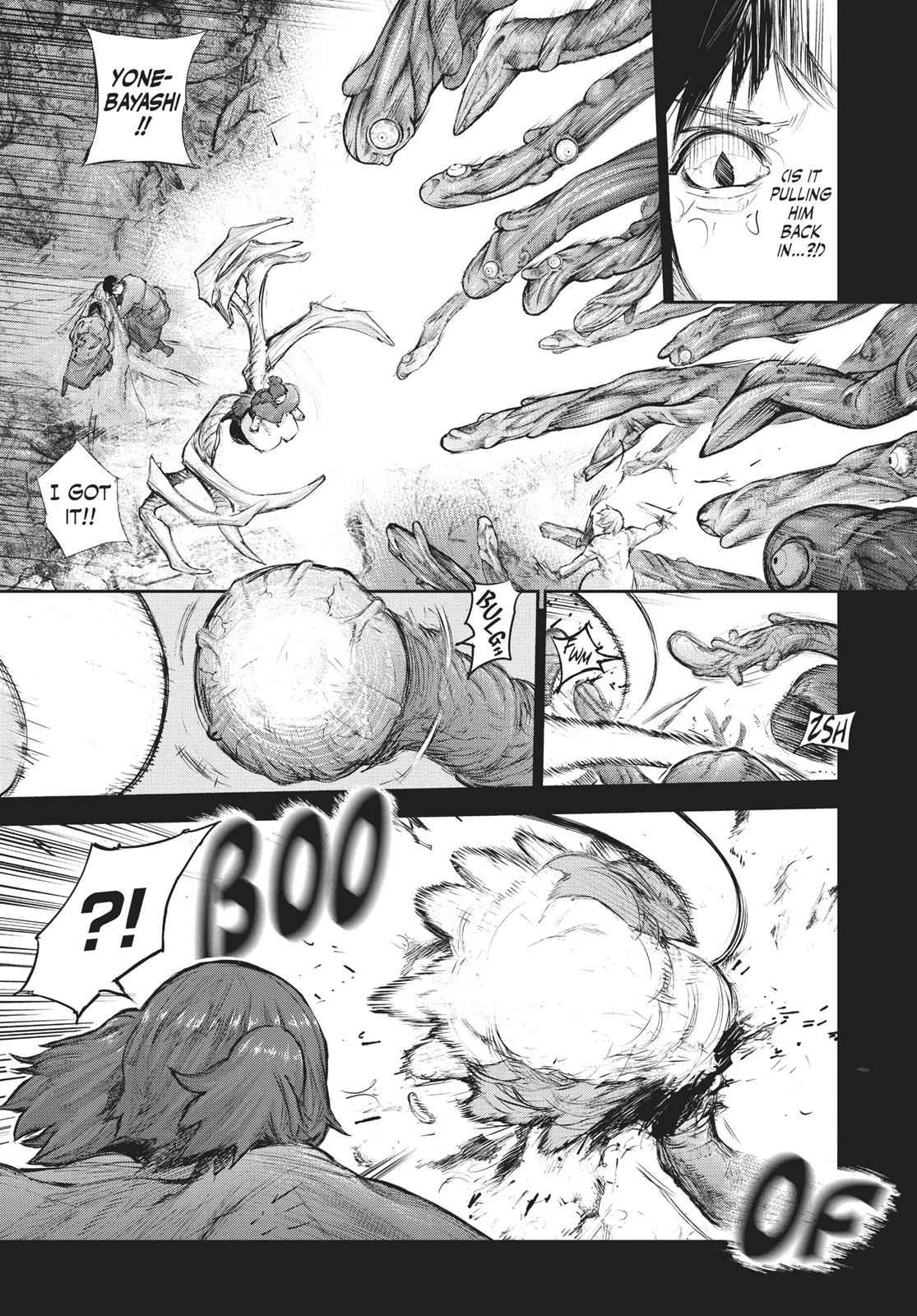 Tokyo Ghoul:re Chapter 161 Page 9