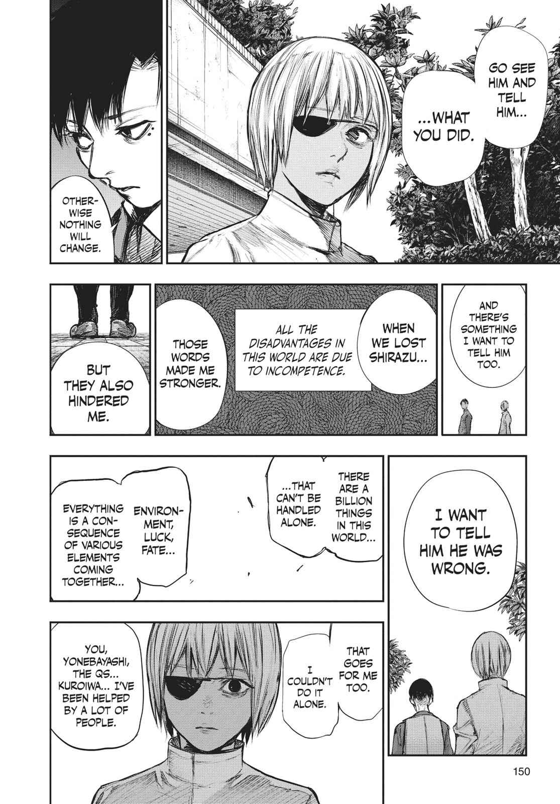 Tokyo Ghoul:re Chapter 162 Page 10
