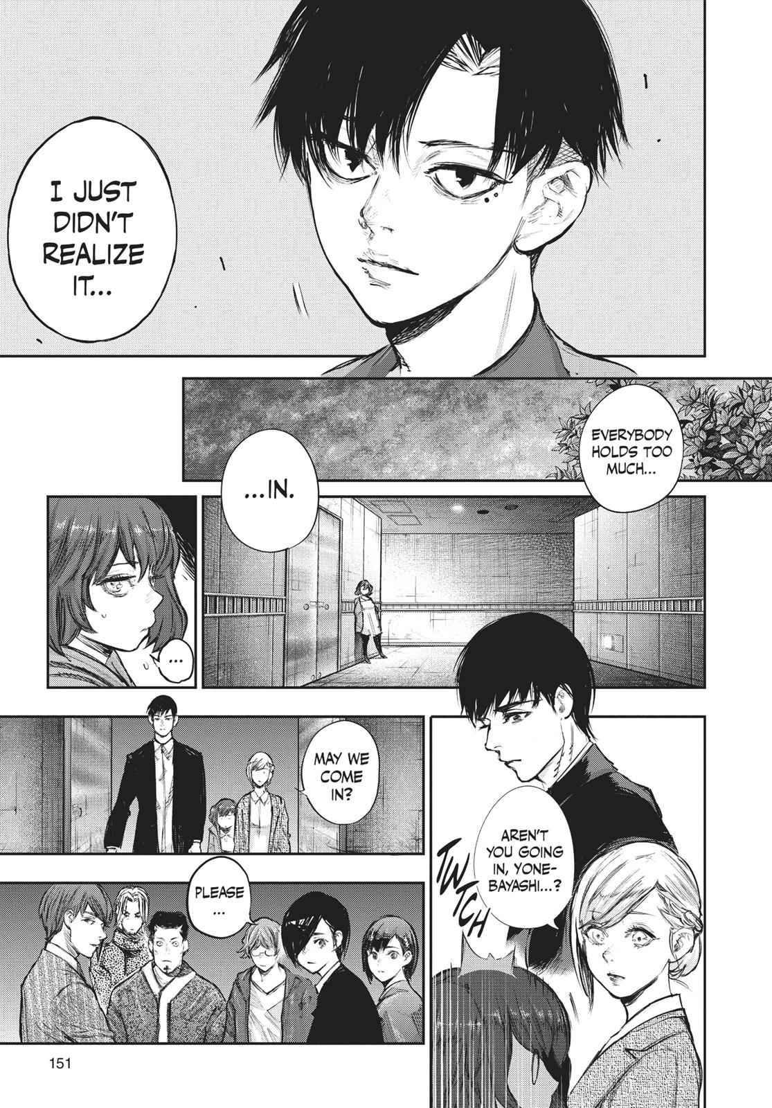 Tokyo Ghoul:re Chapter 162 Page 11