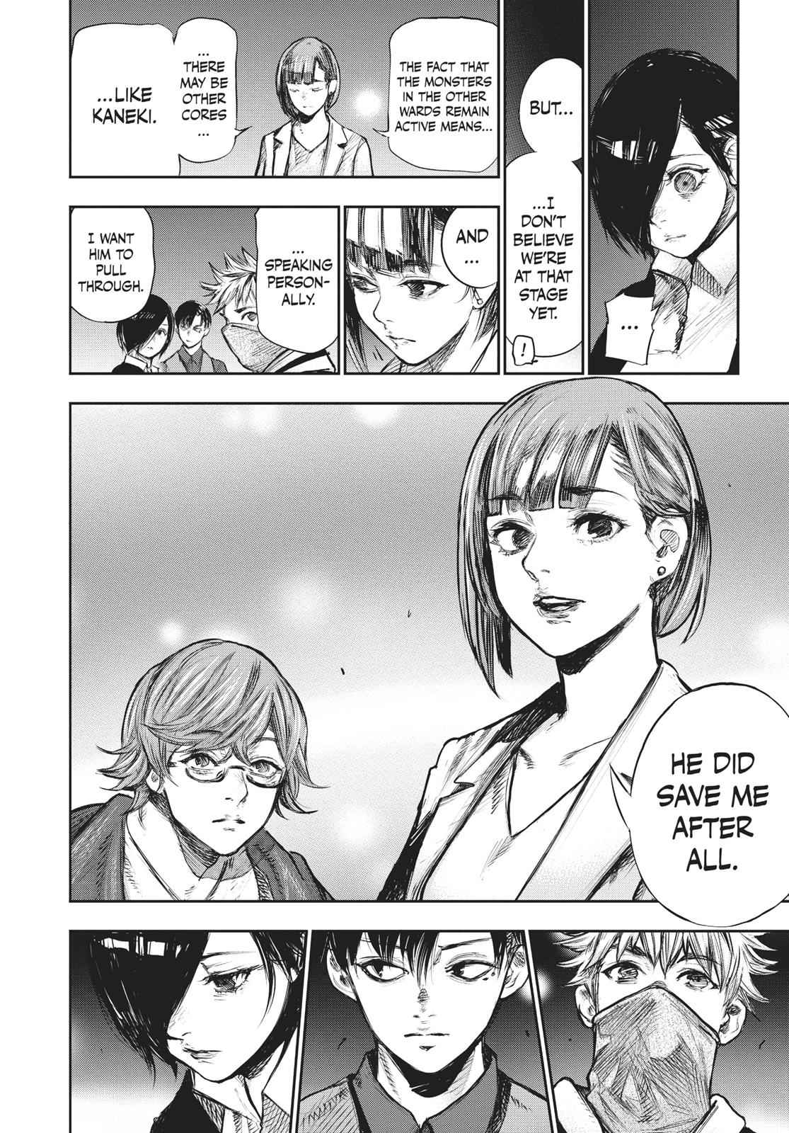 Tokyo Ghoul:re Chapter 162 Page 4