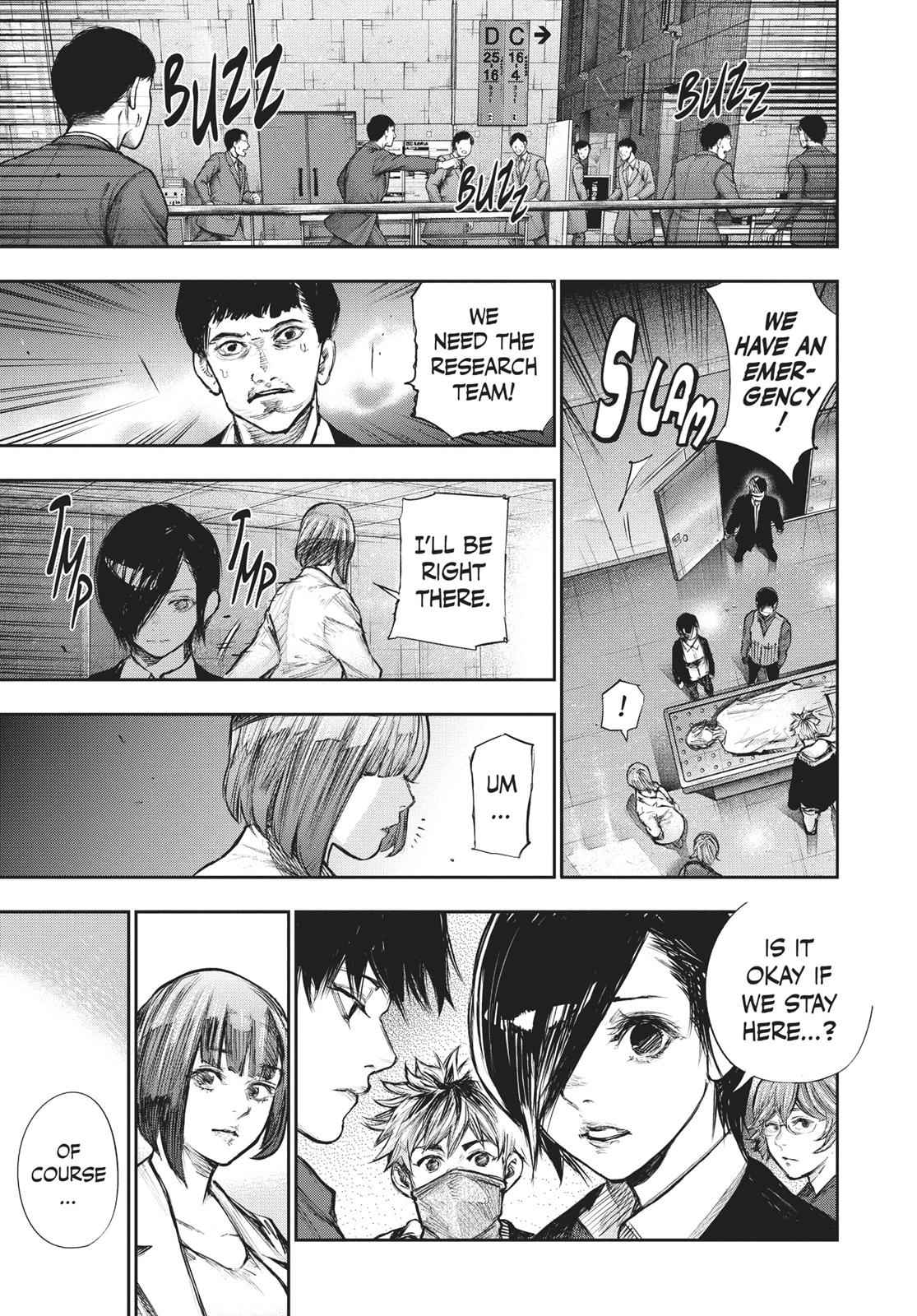 Tokyo Ghoul:re Chapter 162 Page 5