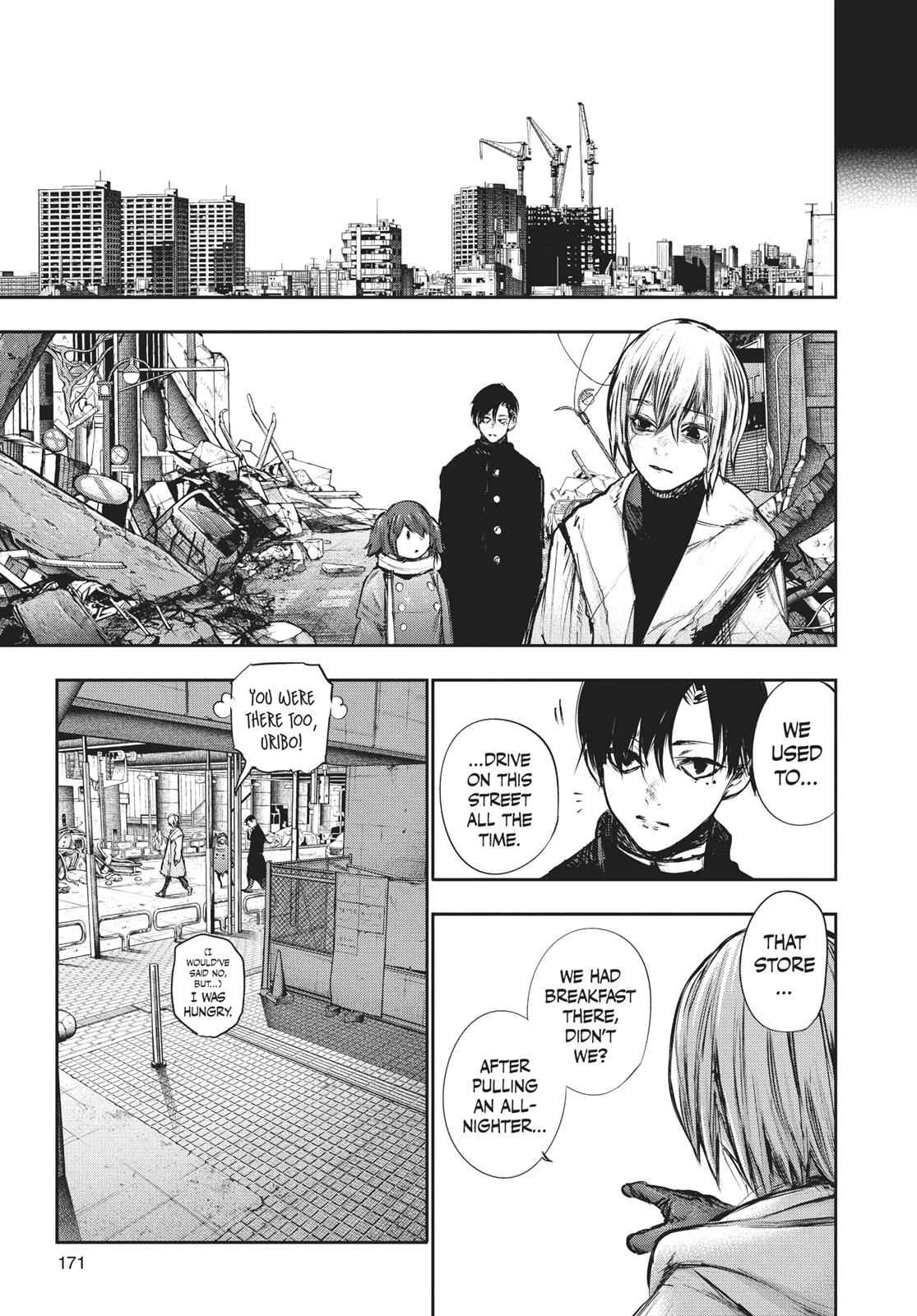 Tokyo Ghoul:re Chapter 163 Page 11