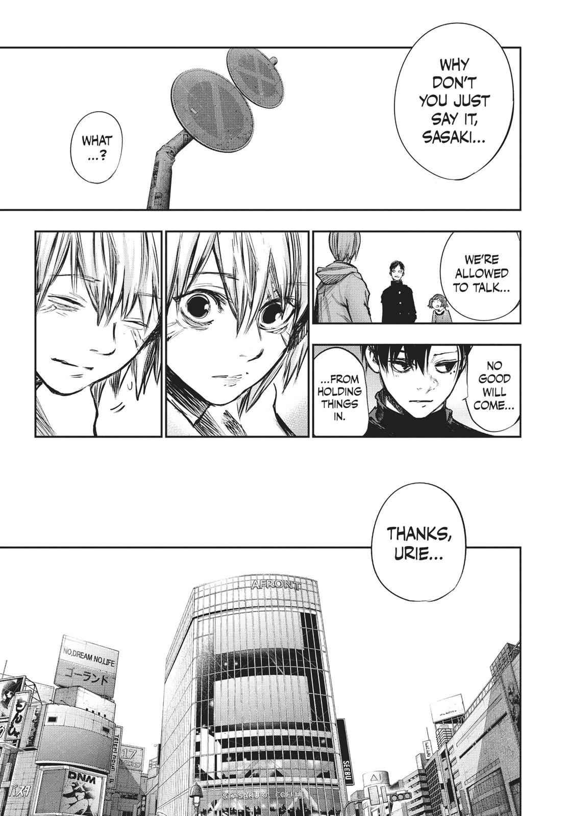 Tokyo Ghoul:re Chapter 163 Page 13