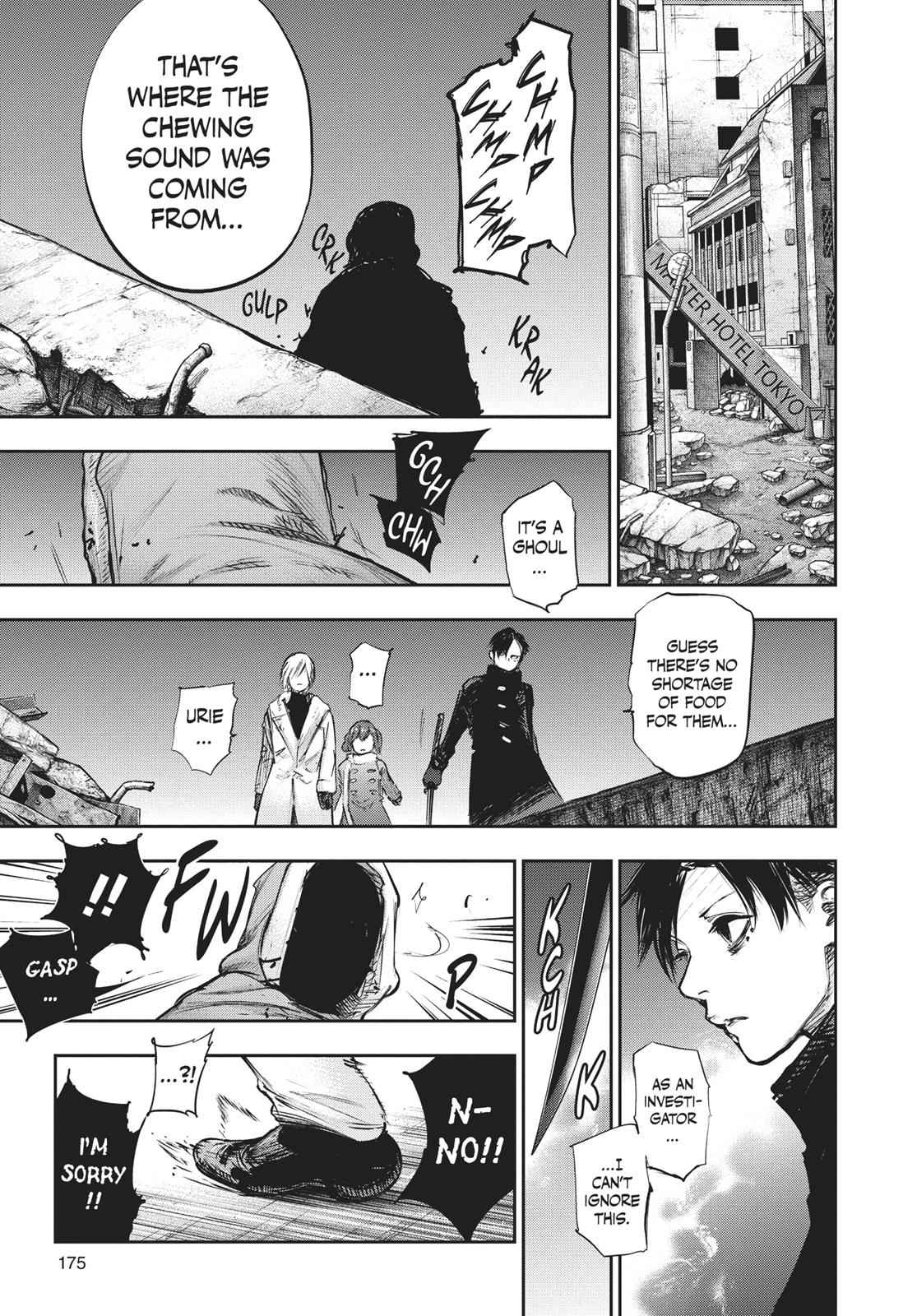 Tokyo Ghoul:re Chapter 163 Page 15