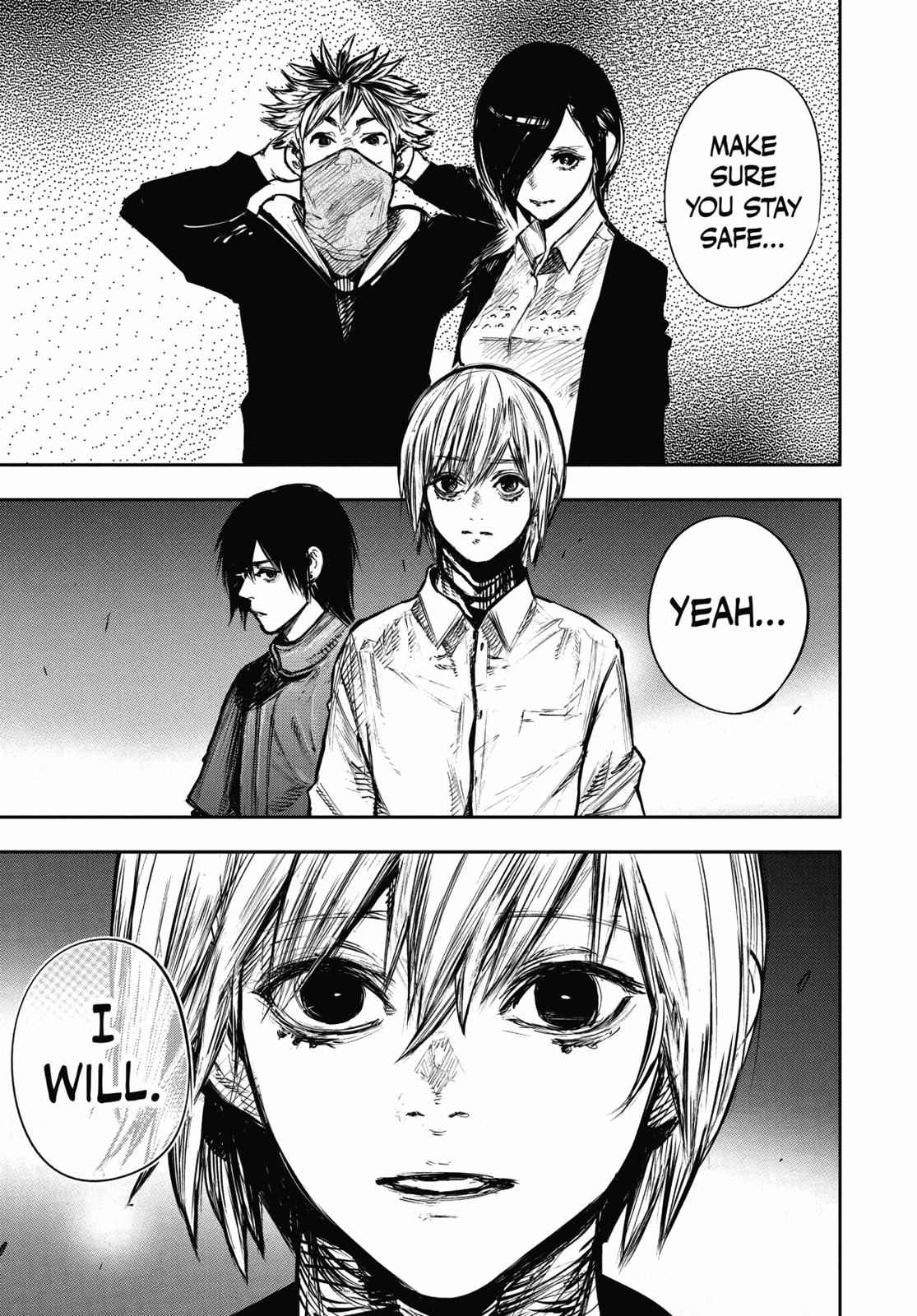 Tokyo Ghoul:re Chapter 165 Page 14