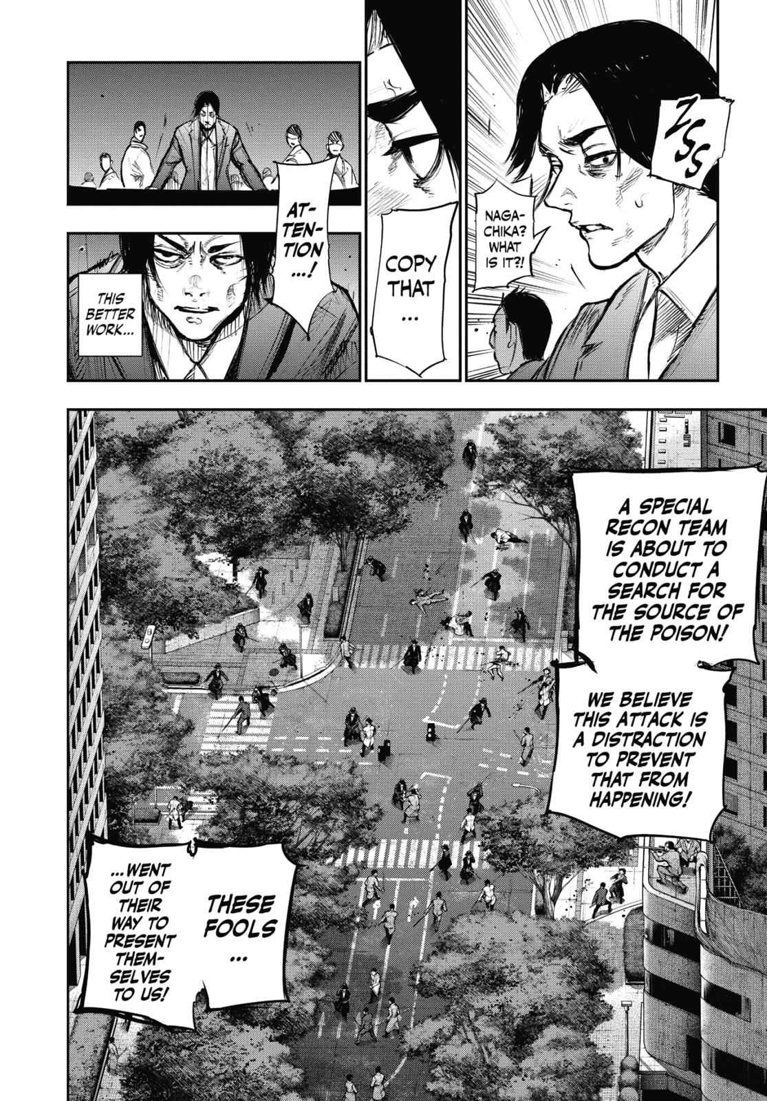 Tokyo Ghoul:re Chapter 165 Page 15