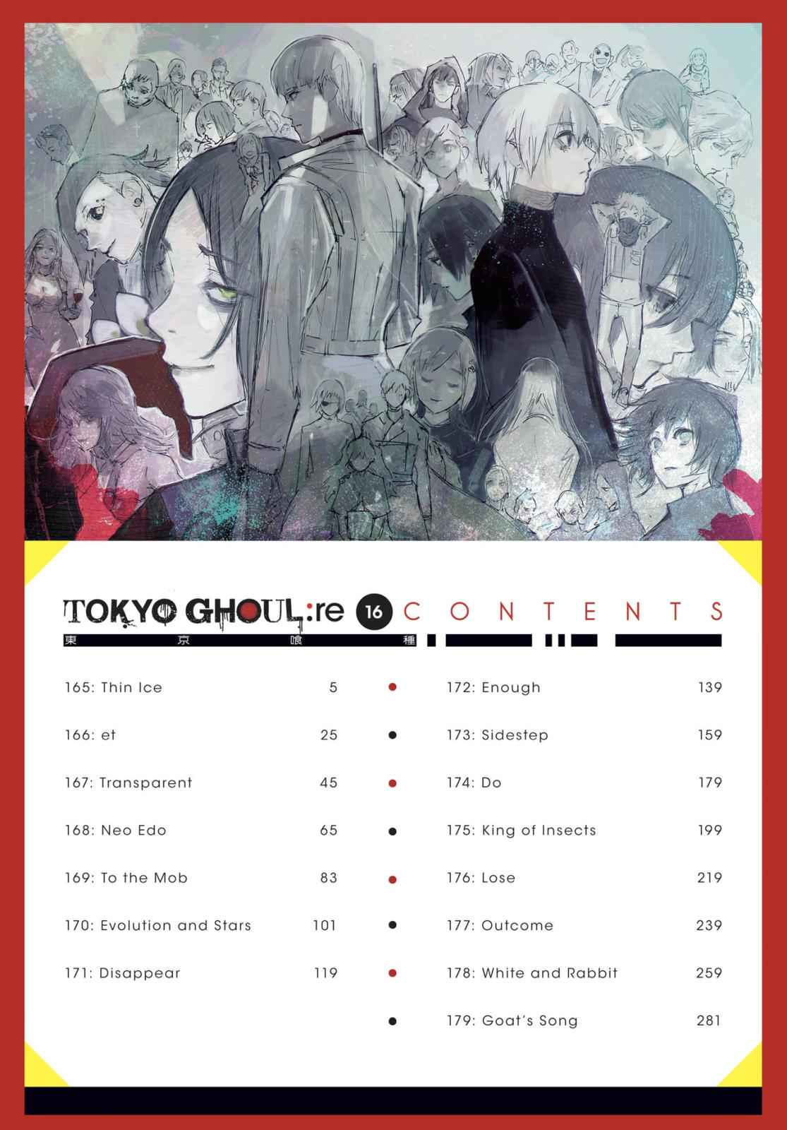 Tokyo Ghoul:re Chapter 165 Page 3