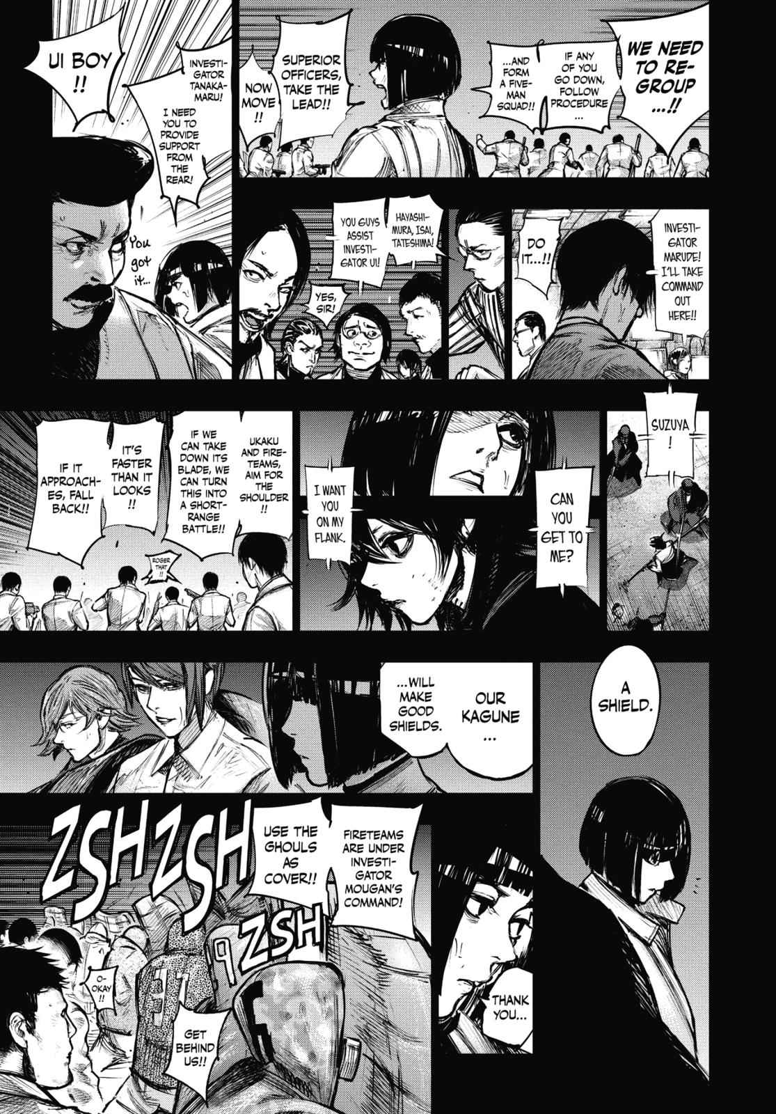 Tokyo Ghoul:re Chapter 166 Page 6