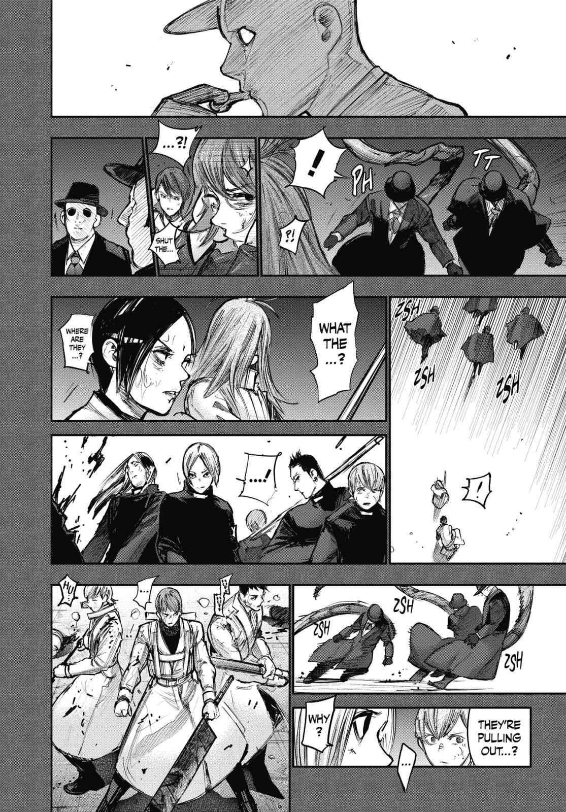 Tokyo Ghoul:re Chapter 167 Page 10