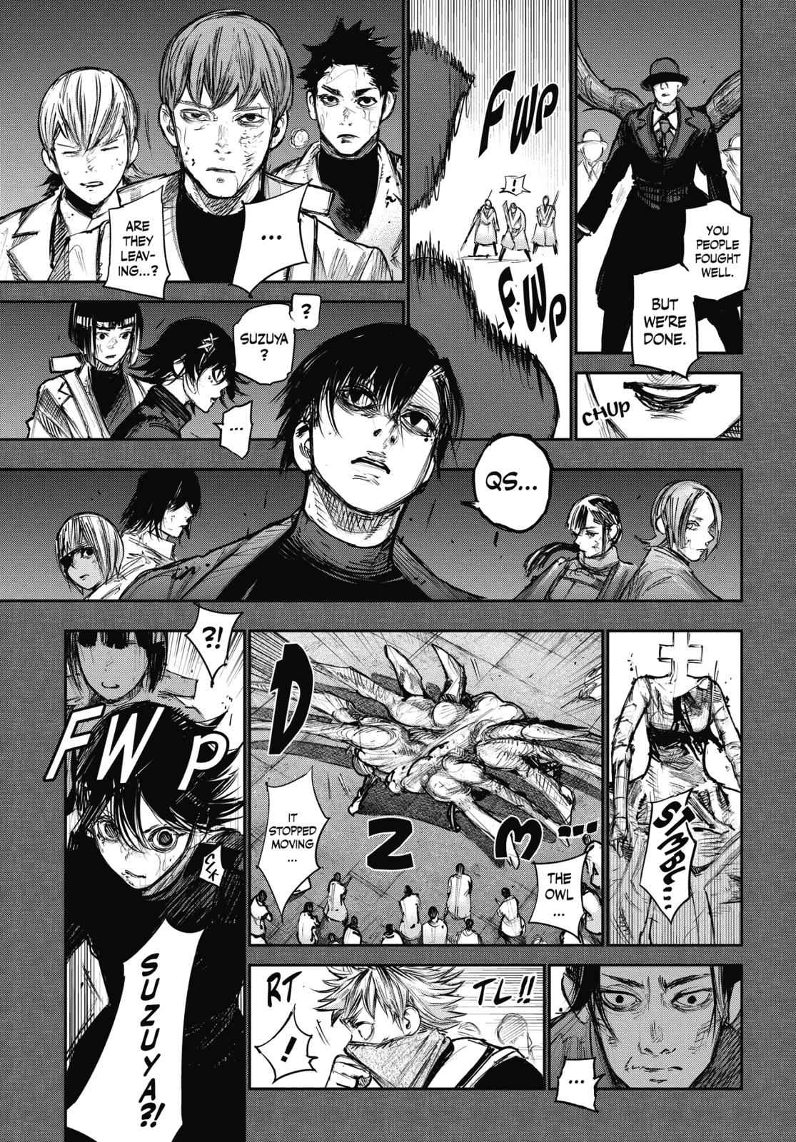 Tokyo Ghoul:re Chapter 167 Page 11
