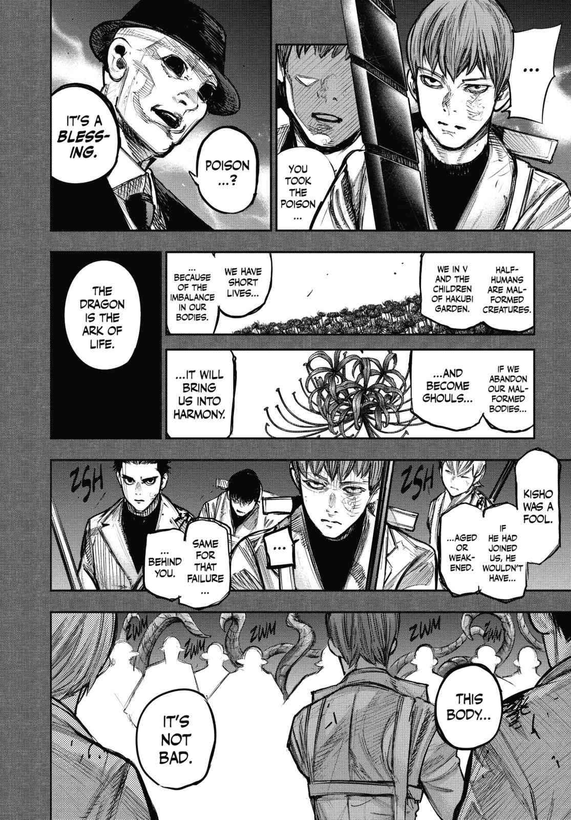Tokyo Ghoul:re Chapter 167 Page 4